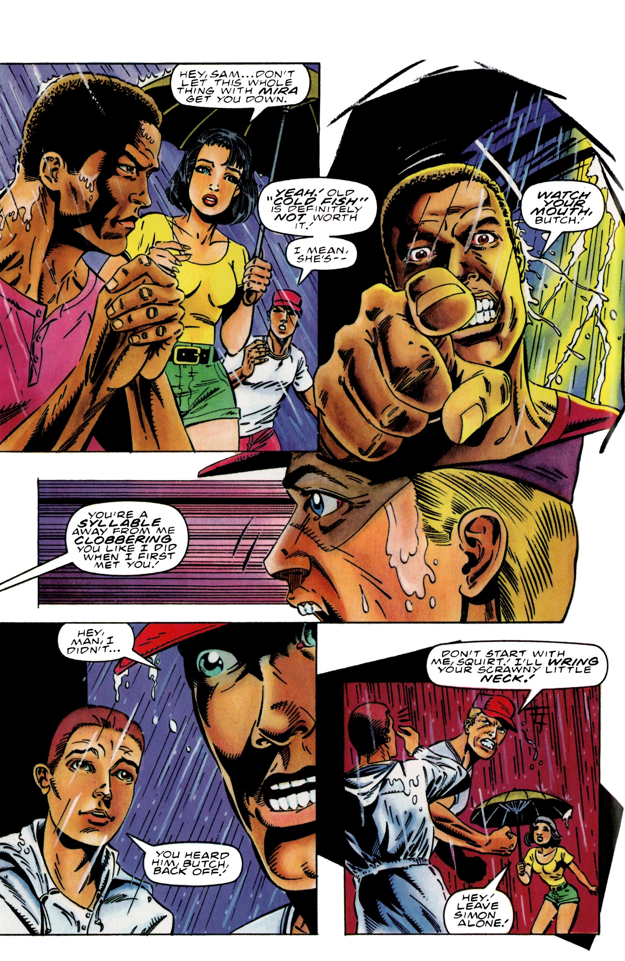Read online Harbinger (1992) comic -  Issue #38 - 6