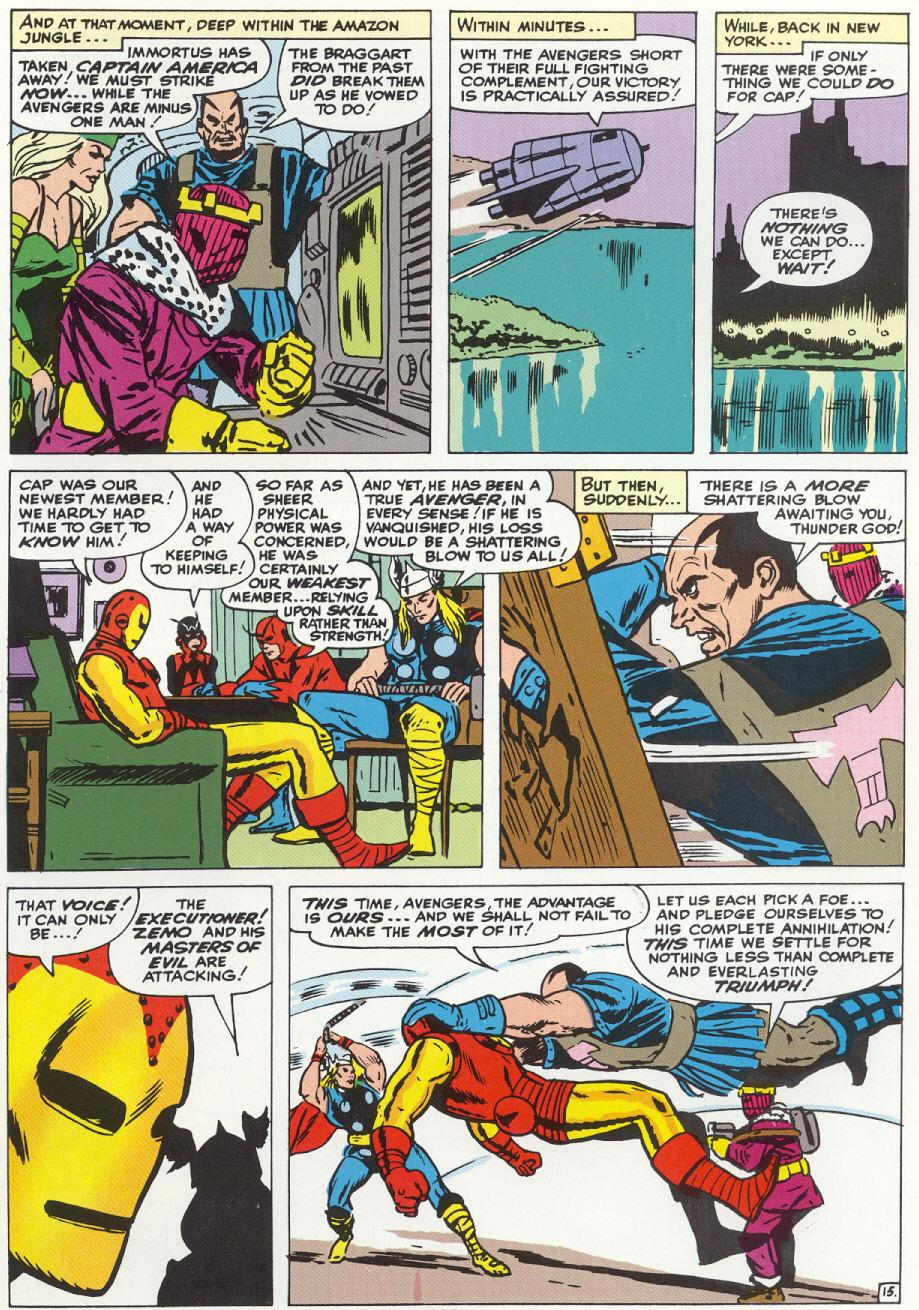 The Avengers (1963) 10 Page 15