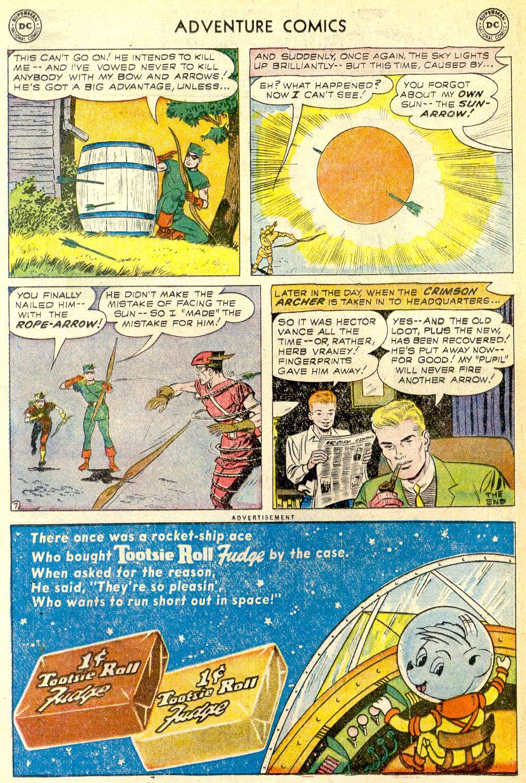 Read online Adventure Comics (1938) comic -  Issue #259 - 32
