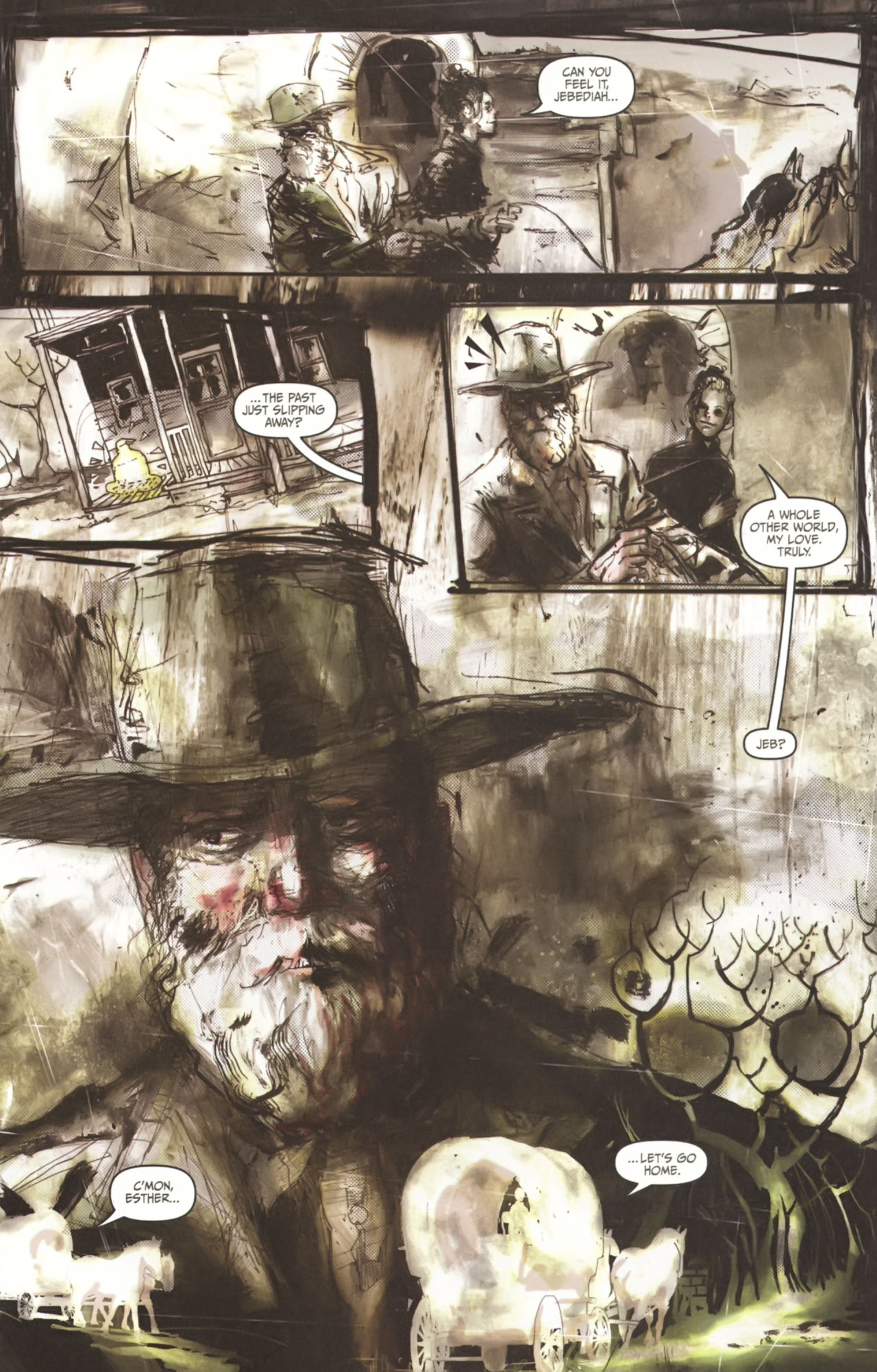 Read online Silent Hill: Past Life comic -  Issue #1 - 13