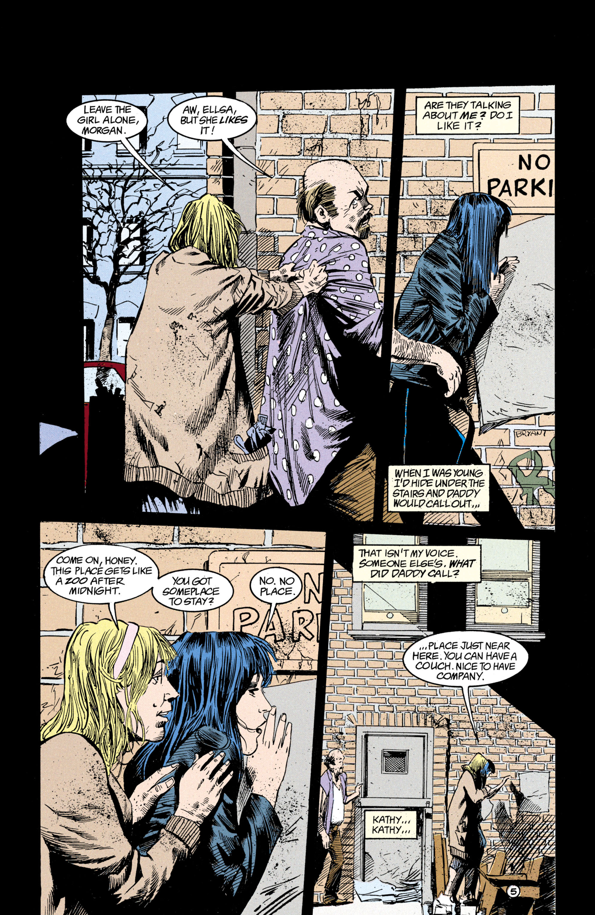 Read online Shade, the Changing Man comic -  Issue #17 - 6