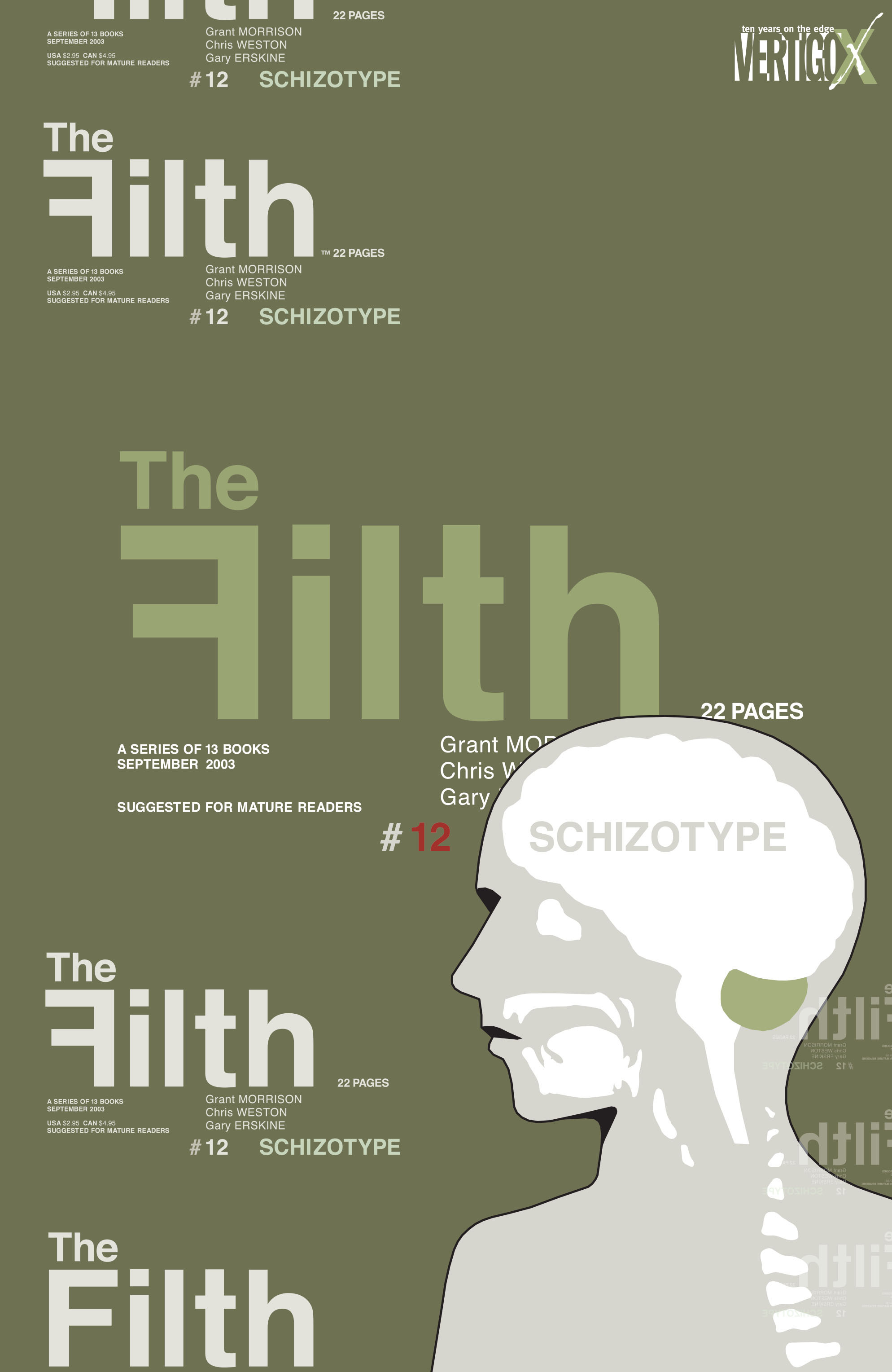 The Filth issue 12 - Page 1
