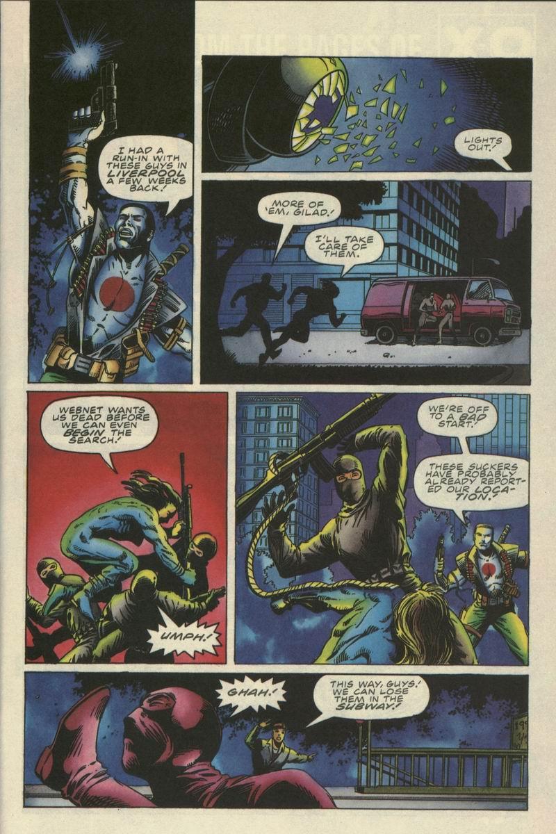 Read online Secret Weapons comic -  Issue #9 - 4