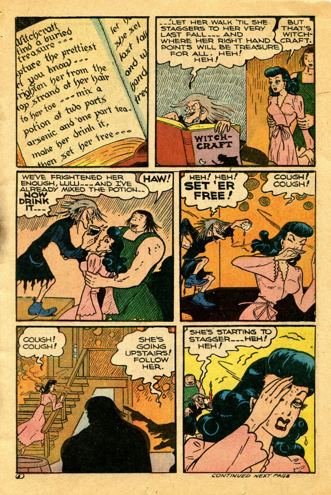 Read online Famous Funnies comic -  Issue #122 - 17