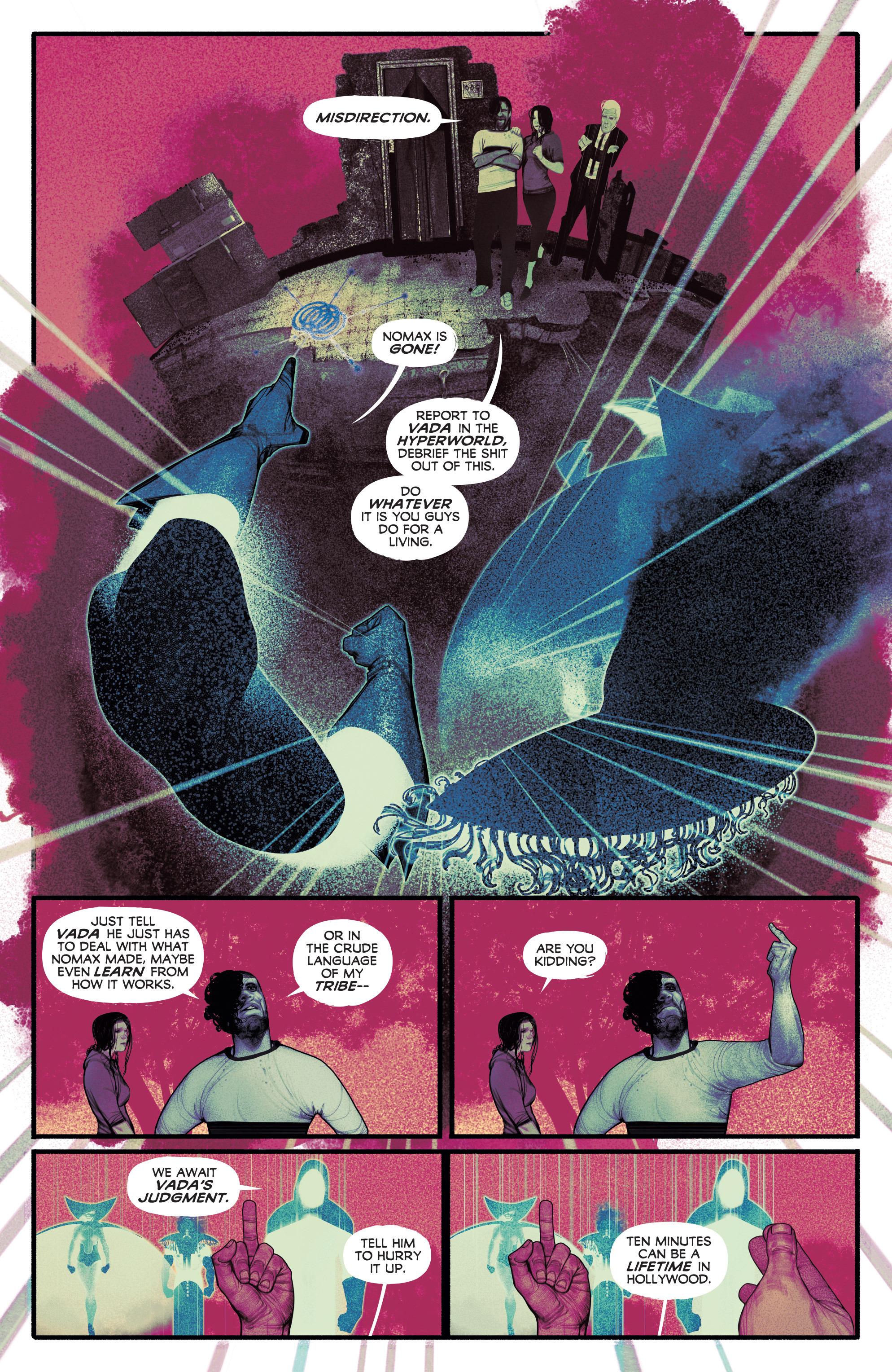 Read online Annihilator comic -  Issue #6 - 33