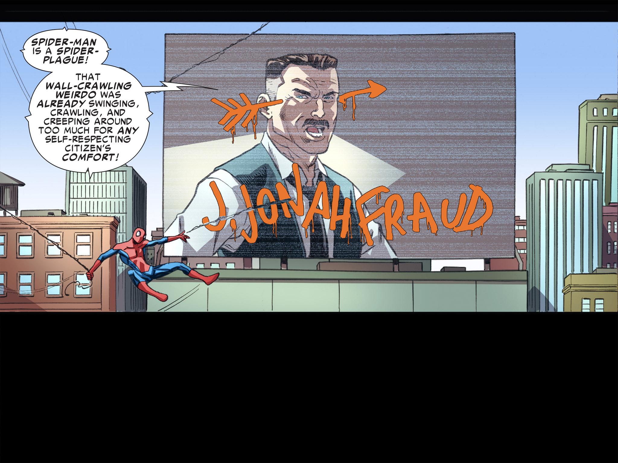 Read online Ultimate Spider-Man (Infinite Comics) (2016) comic -  Issue #8 - 24