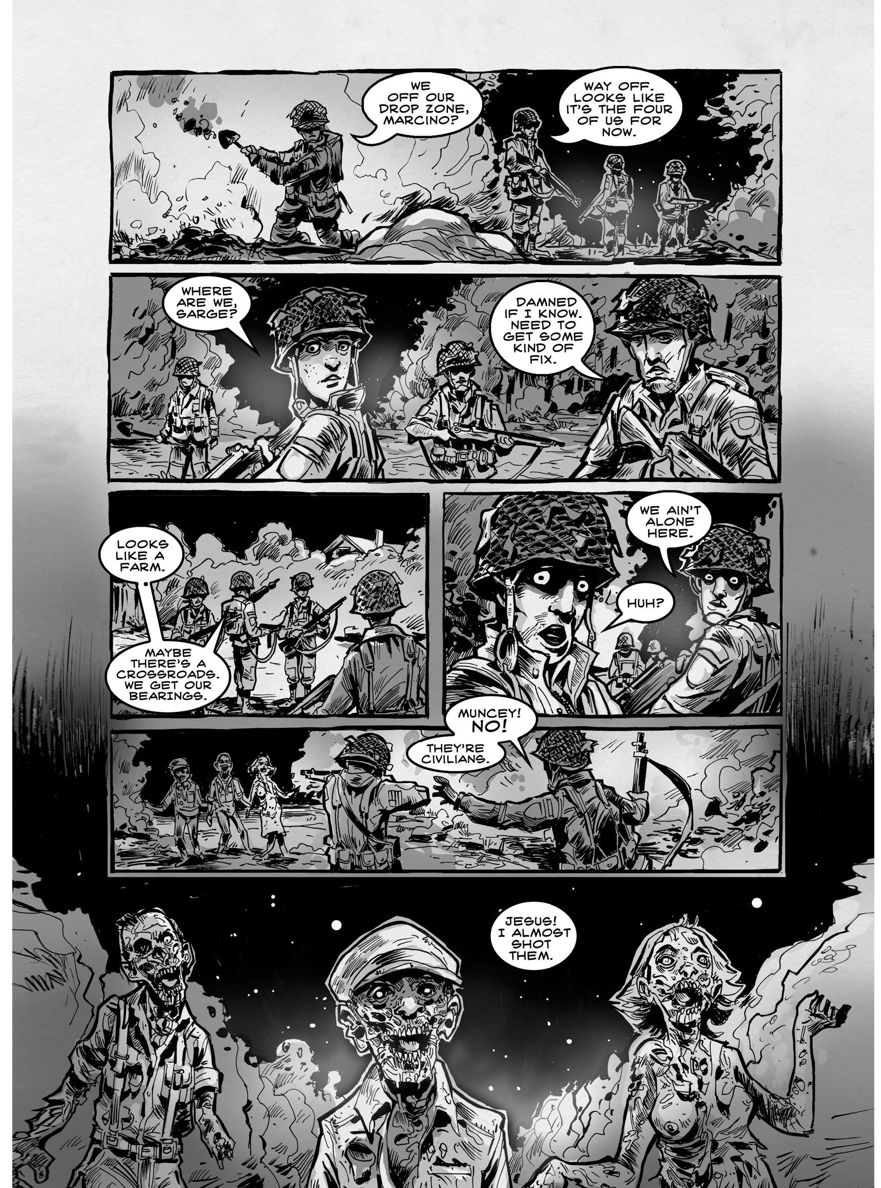 Read online FUBAR comic -  Issue #3 - 282