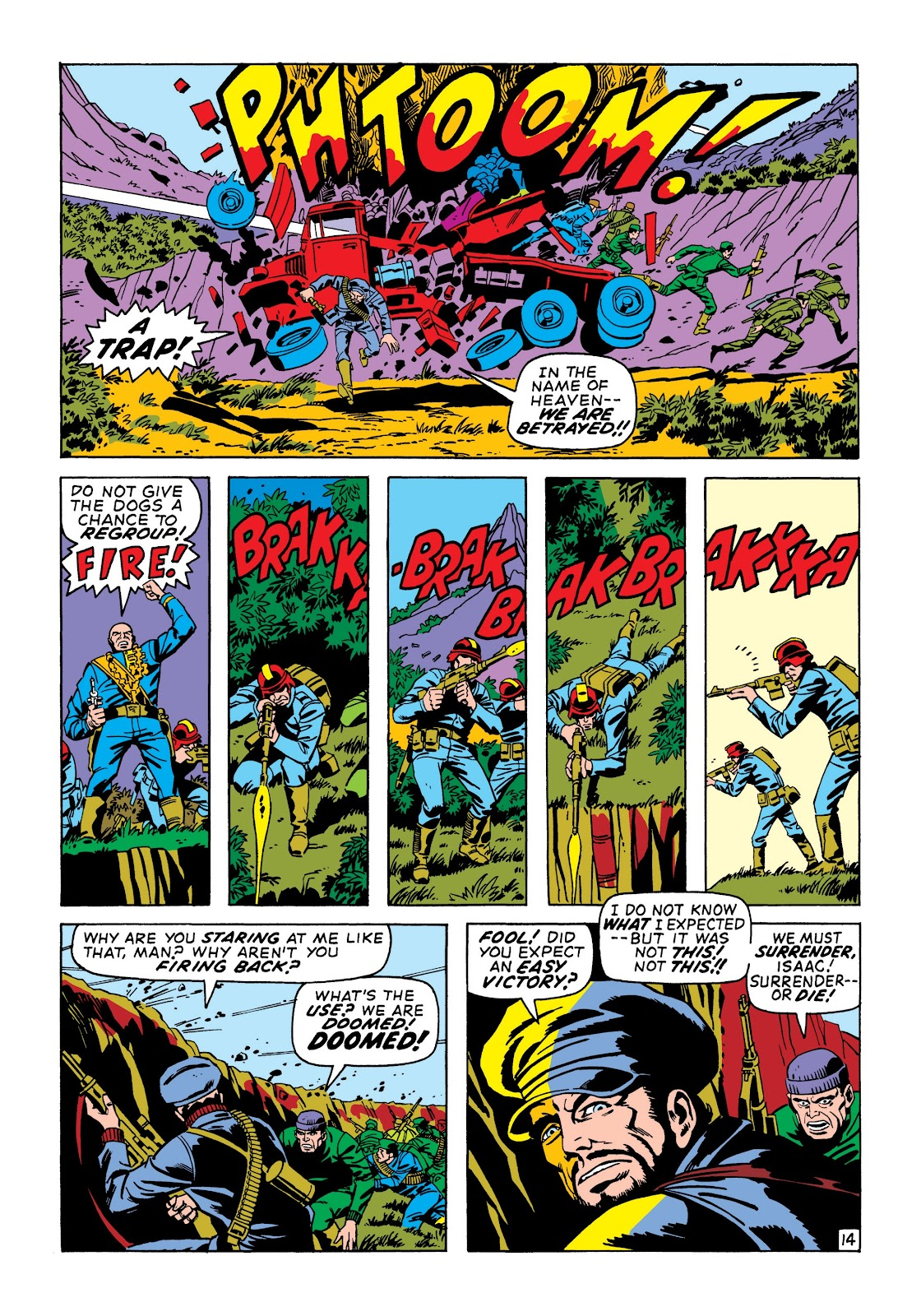 Read online Marvel Masterworks: The Incredible Hulk comic -  Issue # TPB 6 (Part 3) - 67