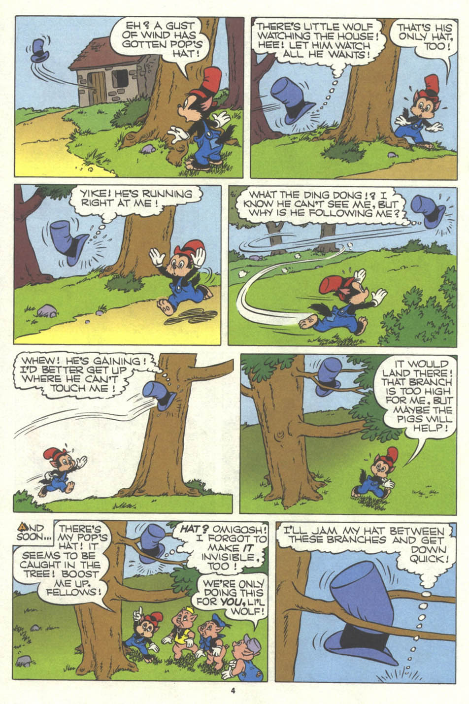 Walt Disney's Comics and Stories issue 576 - Page 22