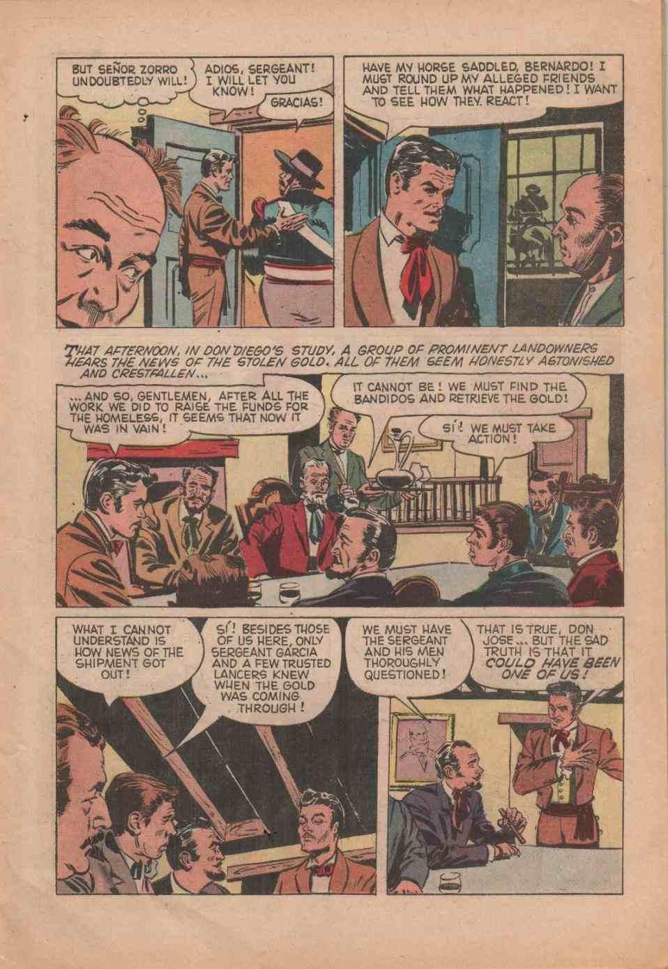 Zorro (1966) issue 6 - Page 7