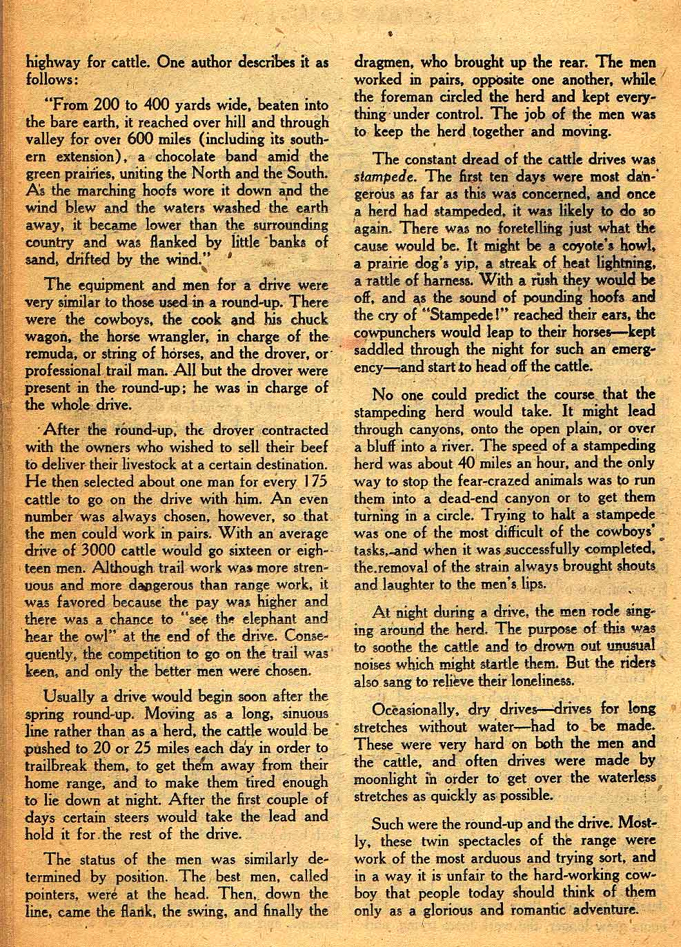 Read online All-Star Western (1951) comic -  Issue #58 - 36