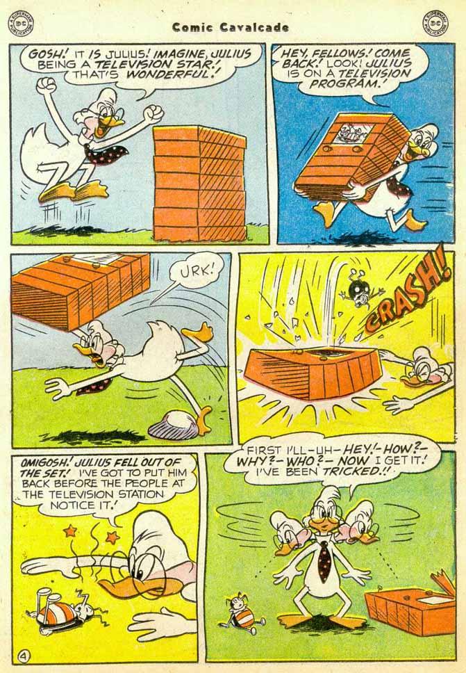 Comic Cavalcade issue 35 - Page 27