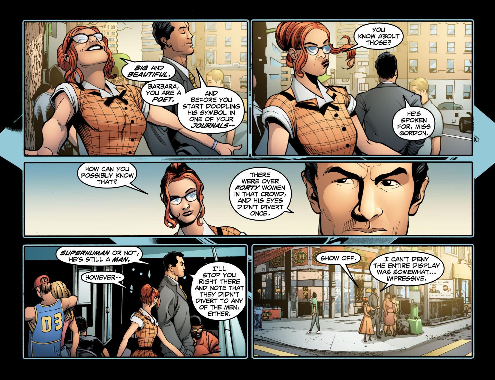 Read online Smallville: Season 11 comic -  Issue #15 - 6