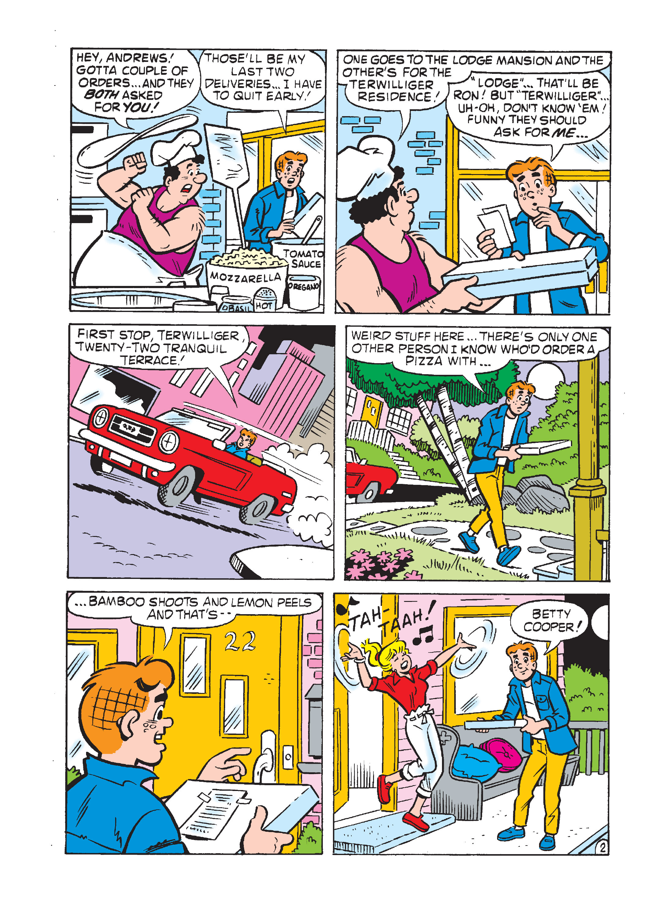 Read online Archie 1000 Page Comics Bonanza comic -  Issue #2 (Part 2) - 176