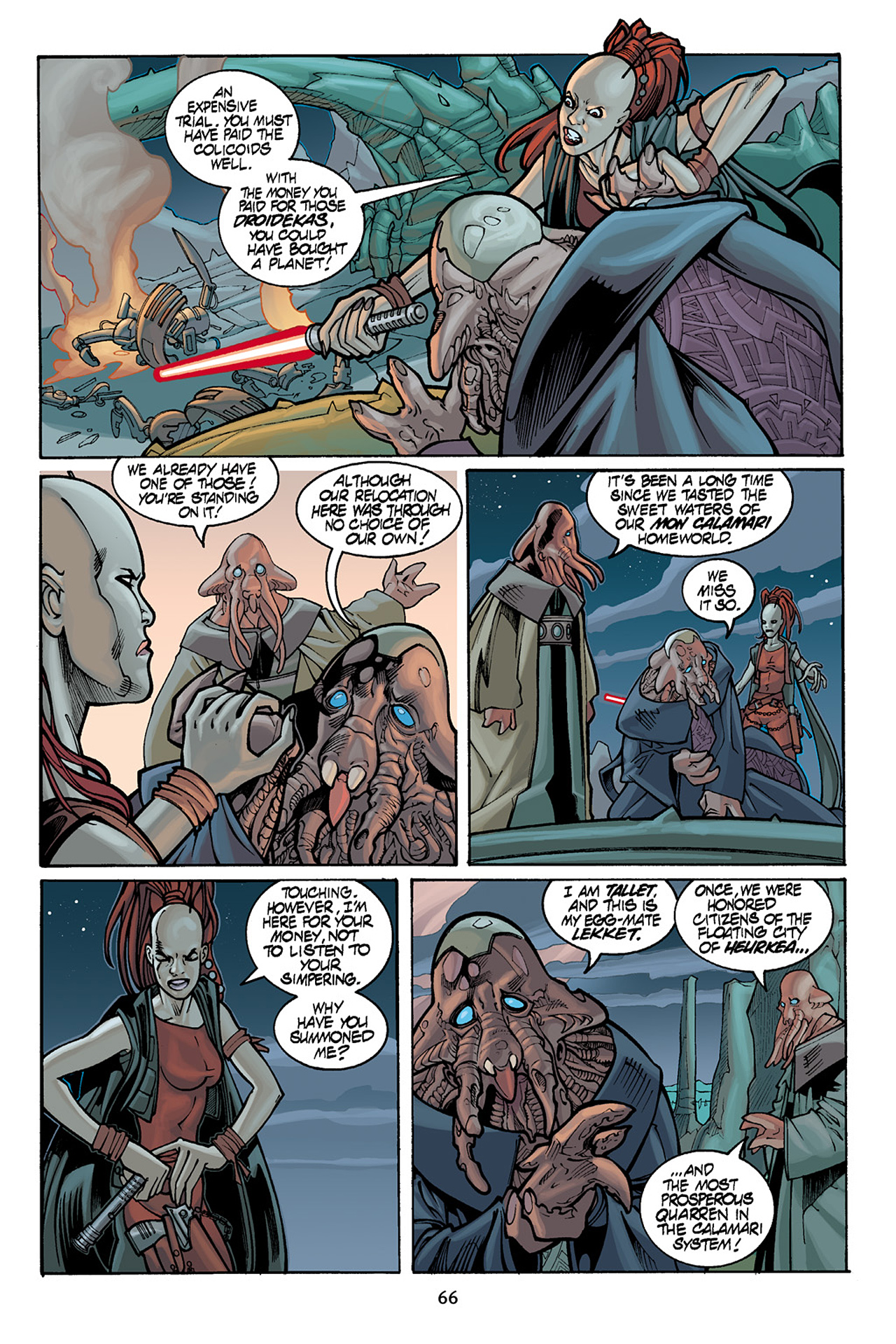 Read online Star Wars Omnibus comic -  Issue # Vol. 10 - 65