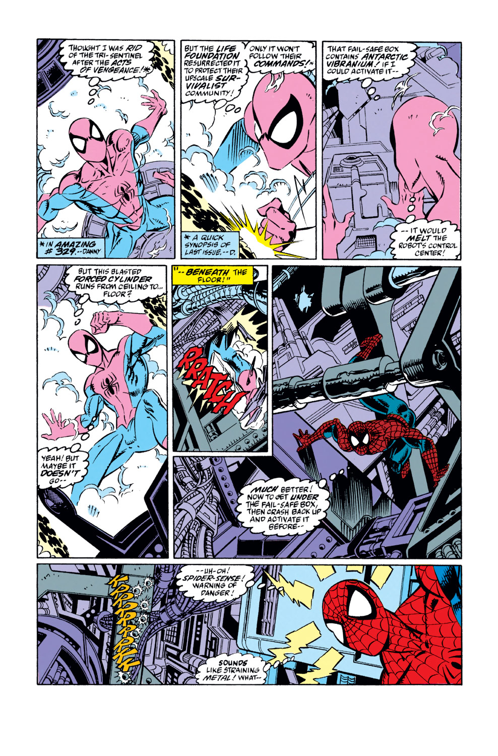 The Amazing Spider-Man (1963) 352 Page 2