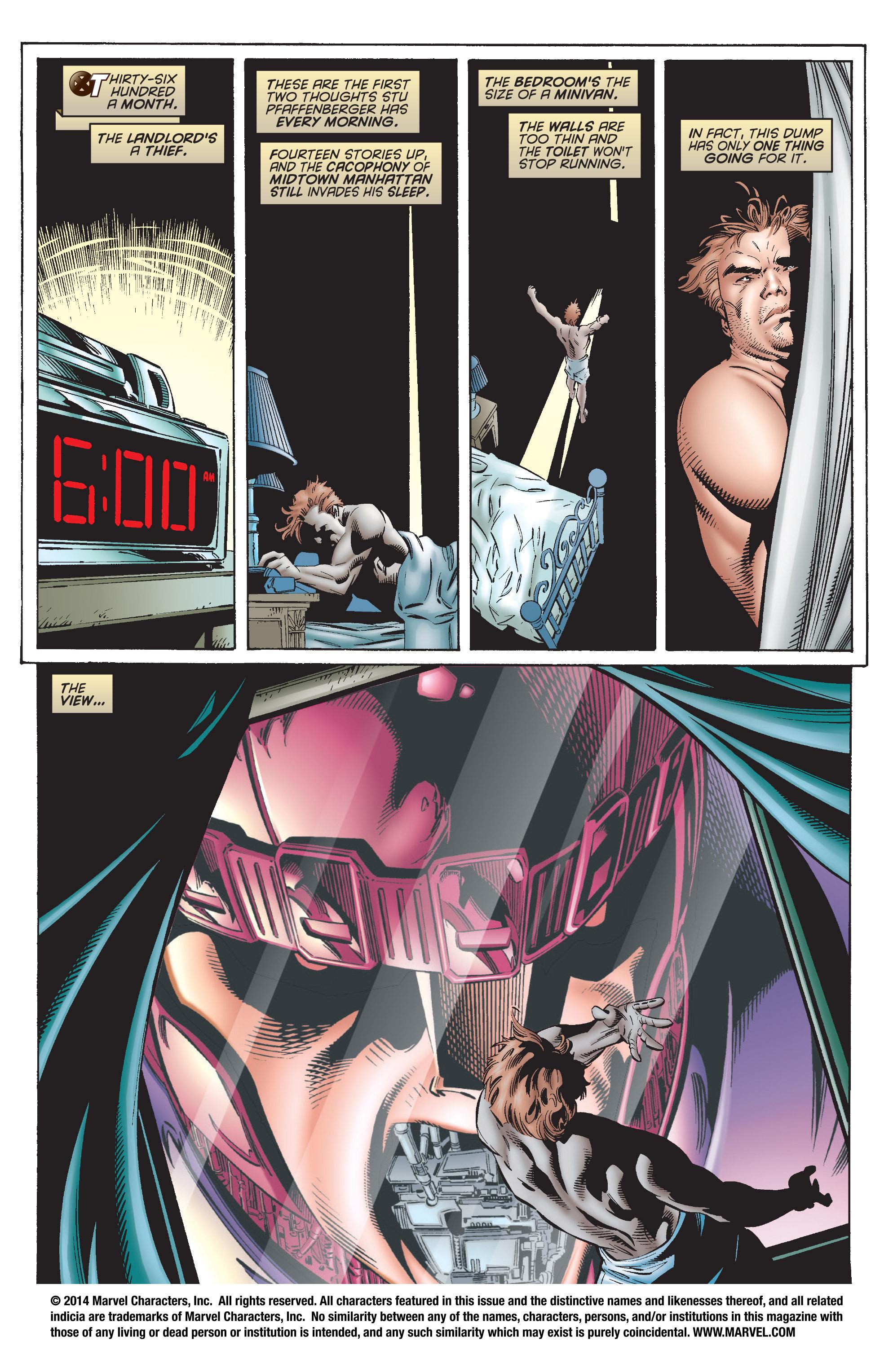 X-Men (1991) 55 Page 1
