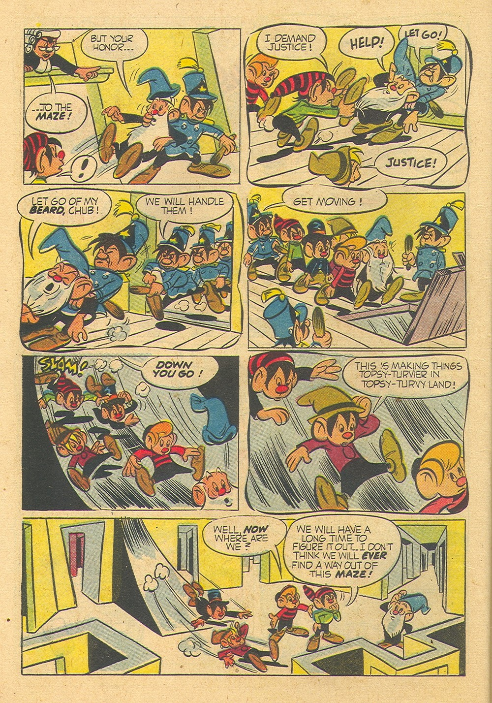 Four Color Comics issue 868 - Page 10