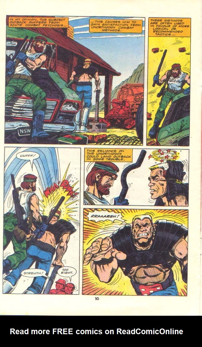 G.I. Joe European Missions issue 11 - Page 9