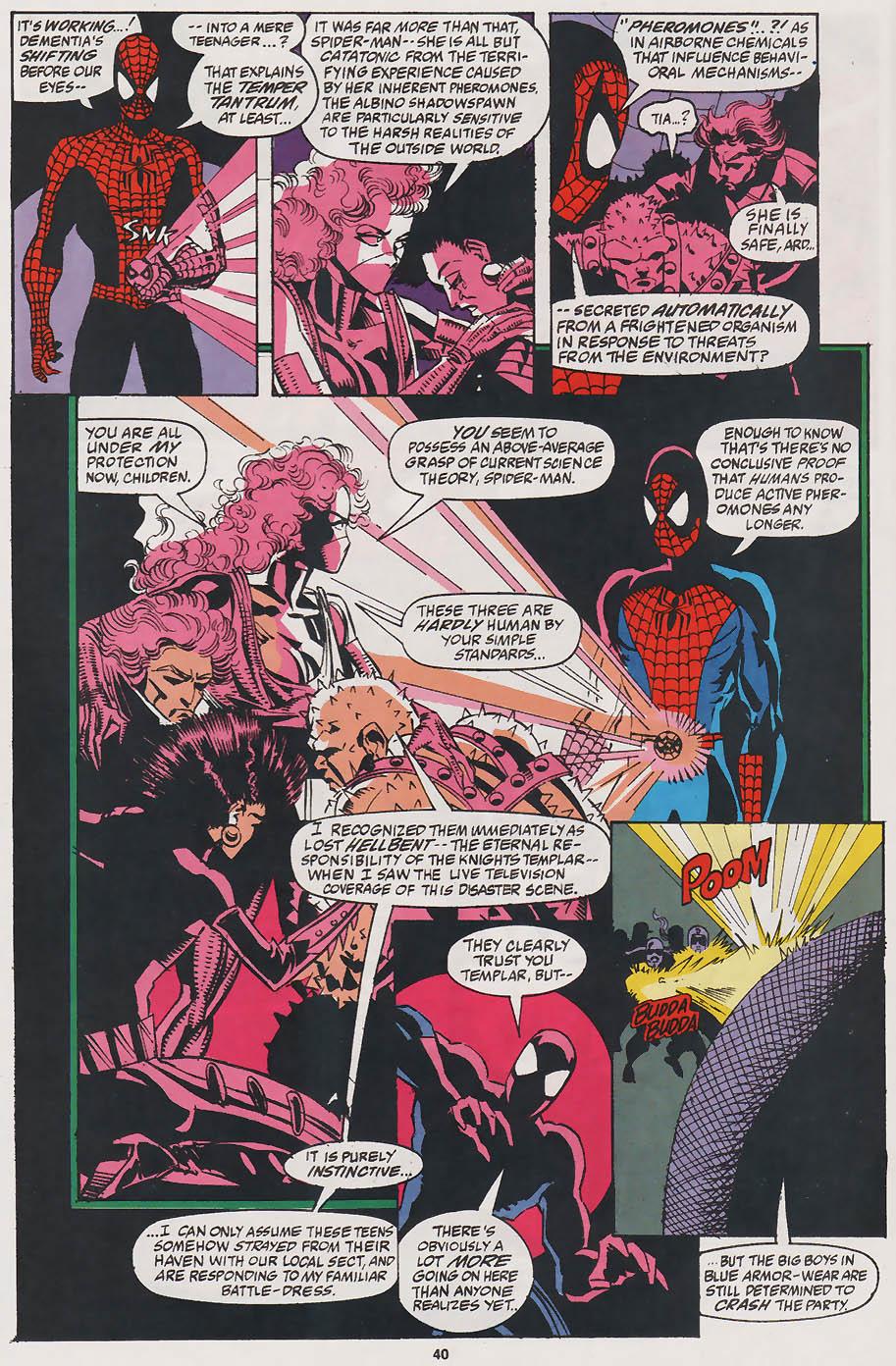 Web of Spider-Man (1985) _Annual 9 #9 - English 32