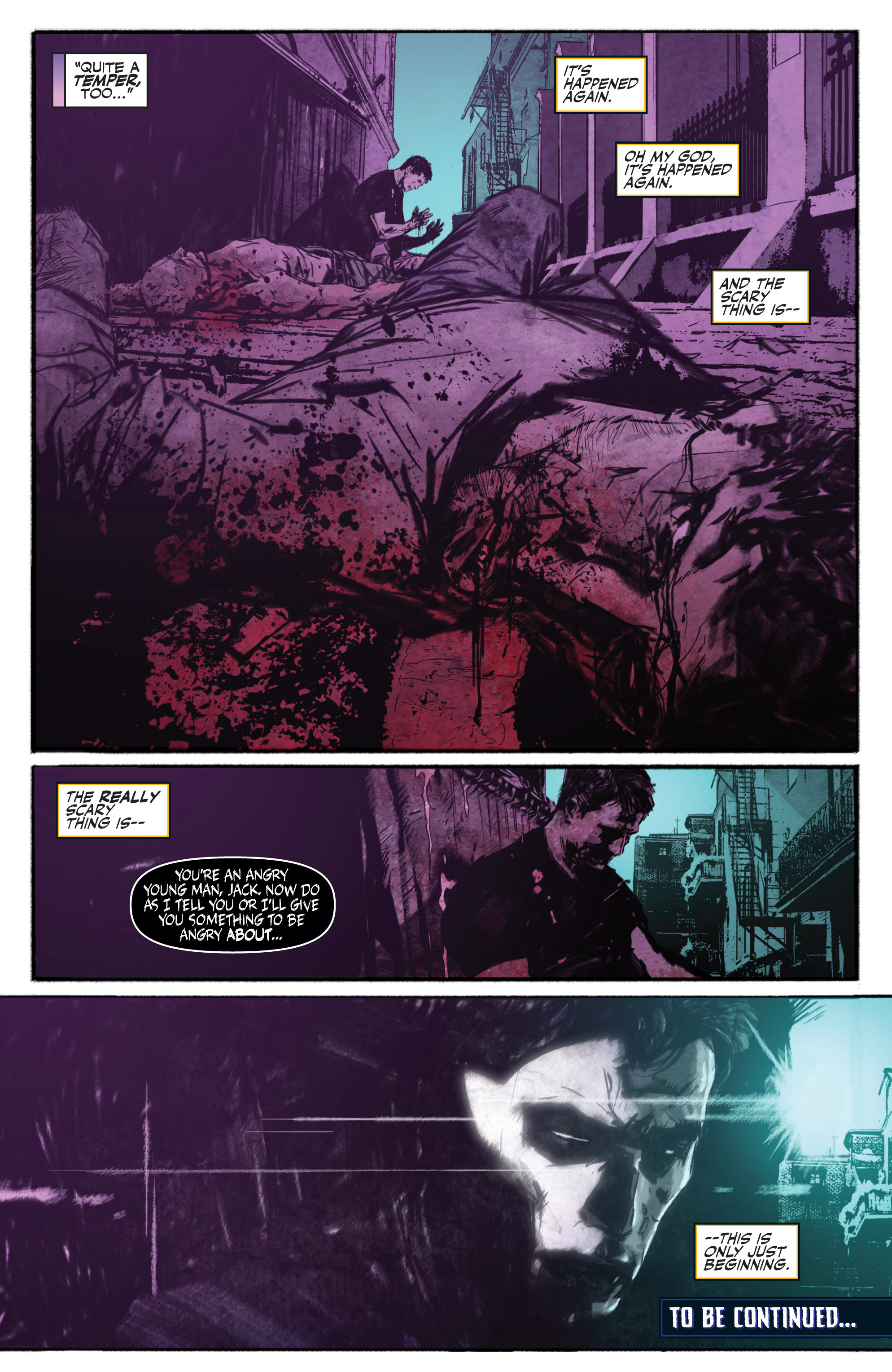 Read online Shadowman (2012) comic -  Issue #13 - 24