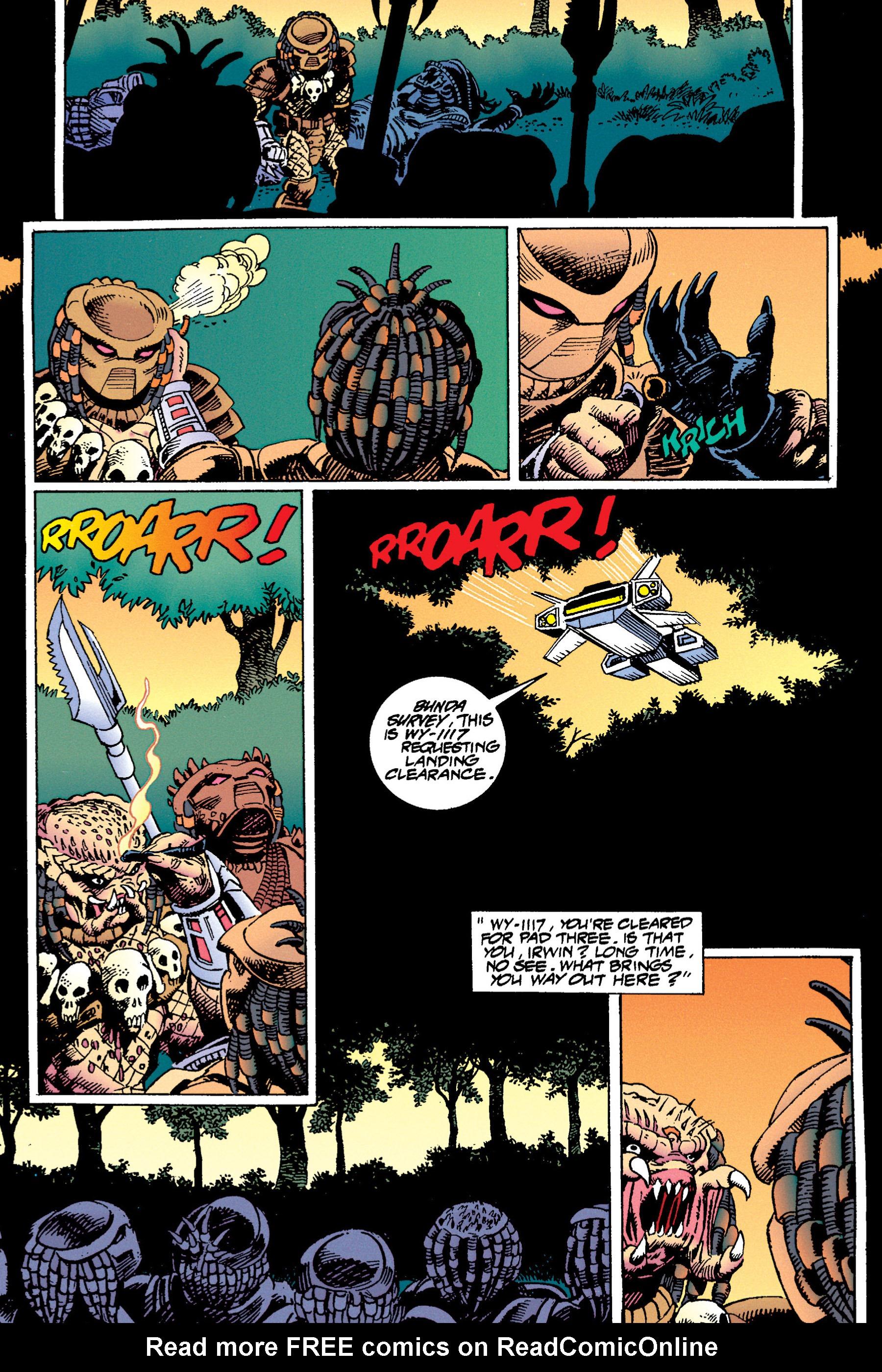 Read online Aliens vs. Predator Omnibus comic -  Issue # _TPB 1 Part 3 - 78