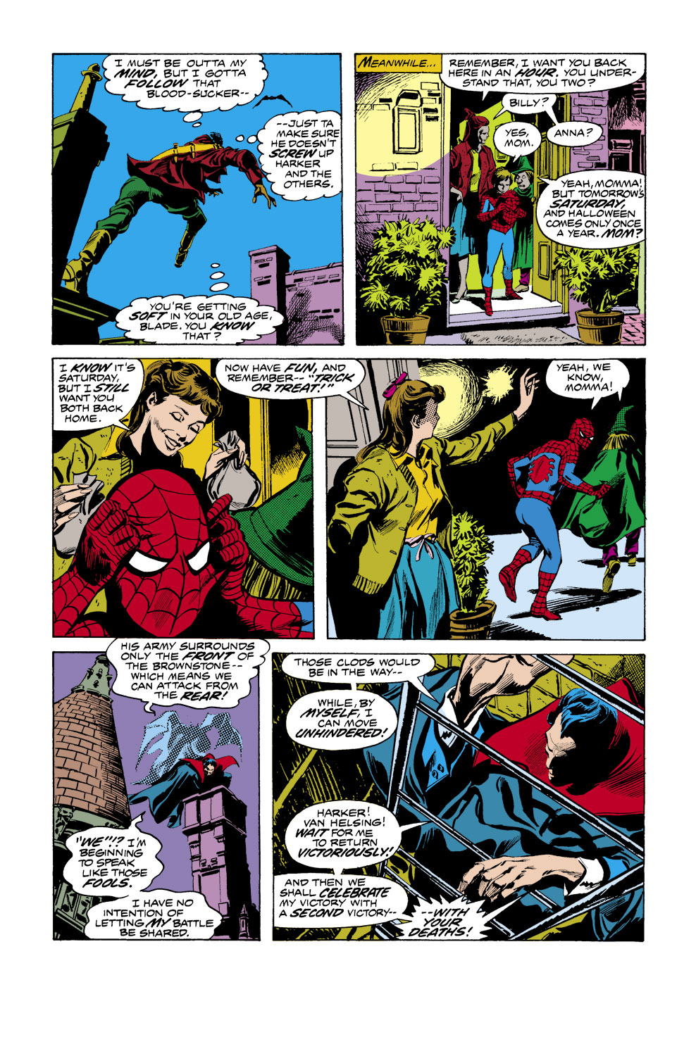 Tomb of Dracula (1972) issue 41 - Page 13