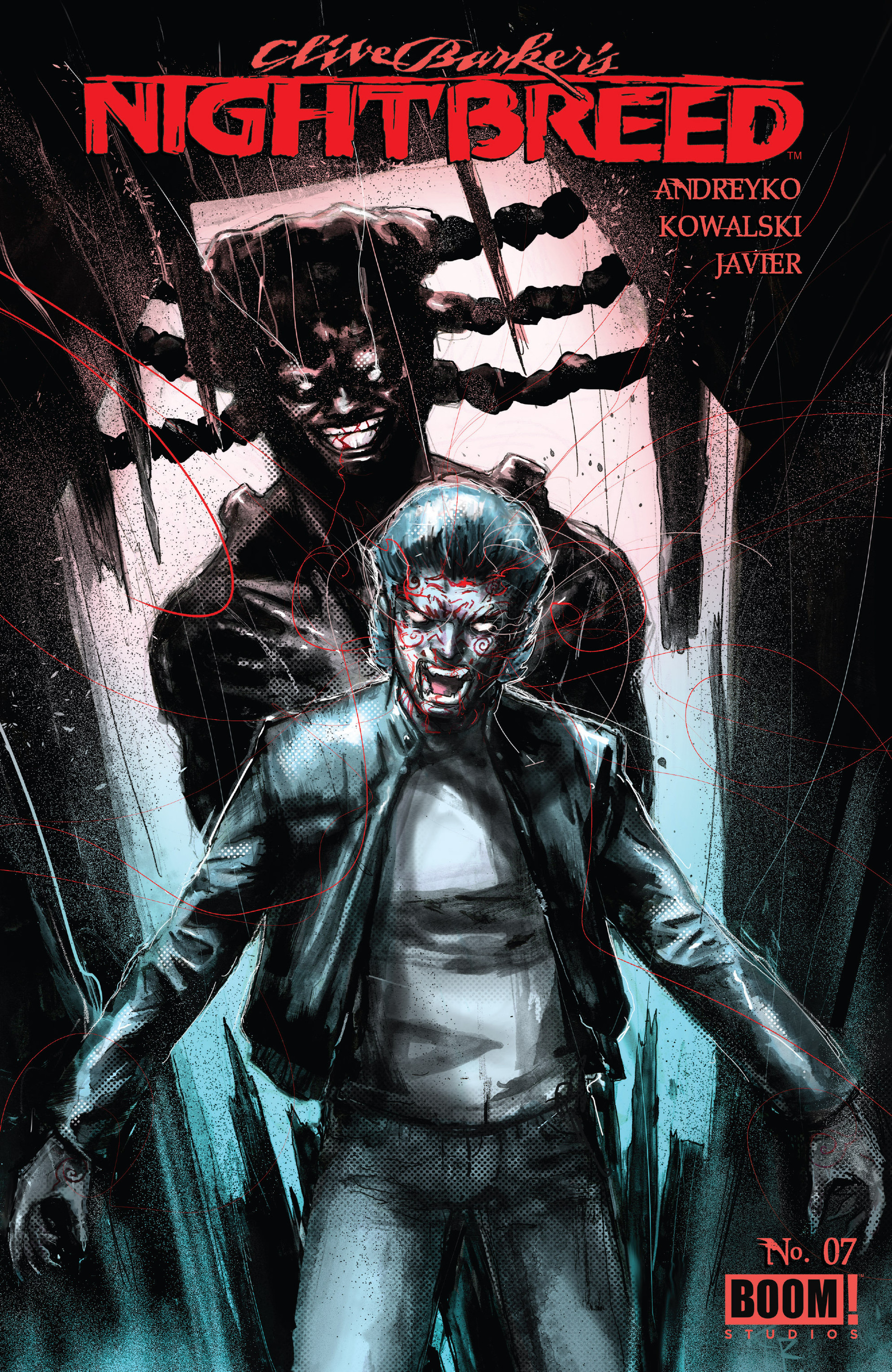 Clive Barkers Nightbreed (2014) 7 Page 1