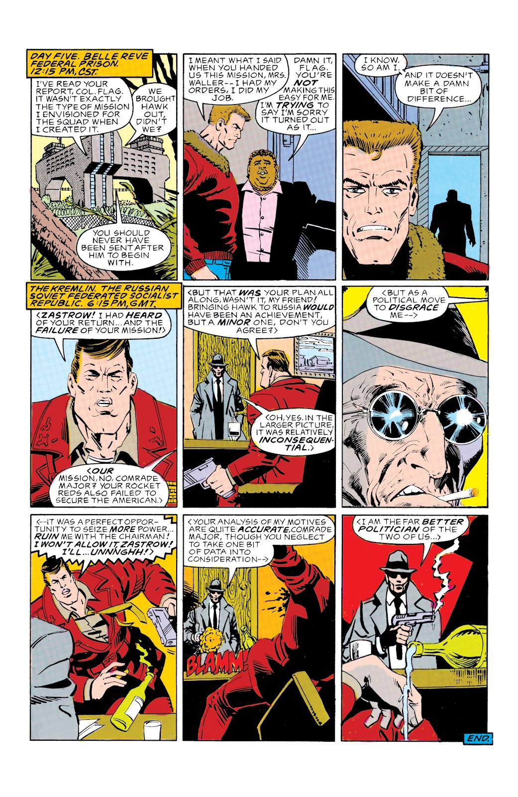 Doom Patrol and Suicide Squad Special issue Special 1 - Page 44