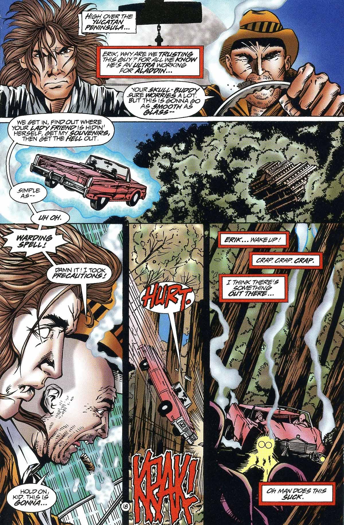 Read online Rune (1994) comic -  Issue #9 - 20