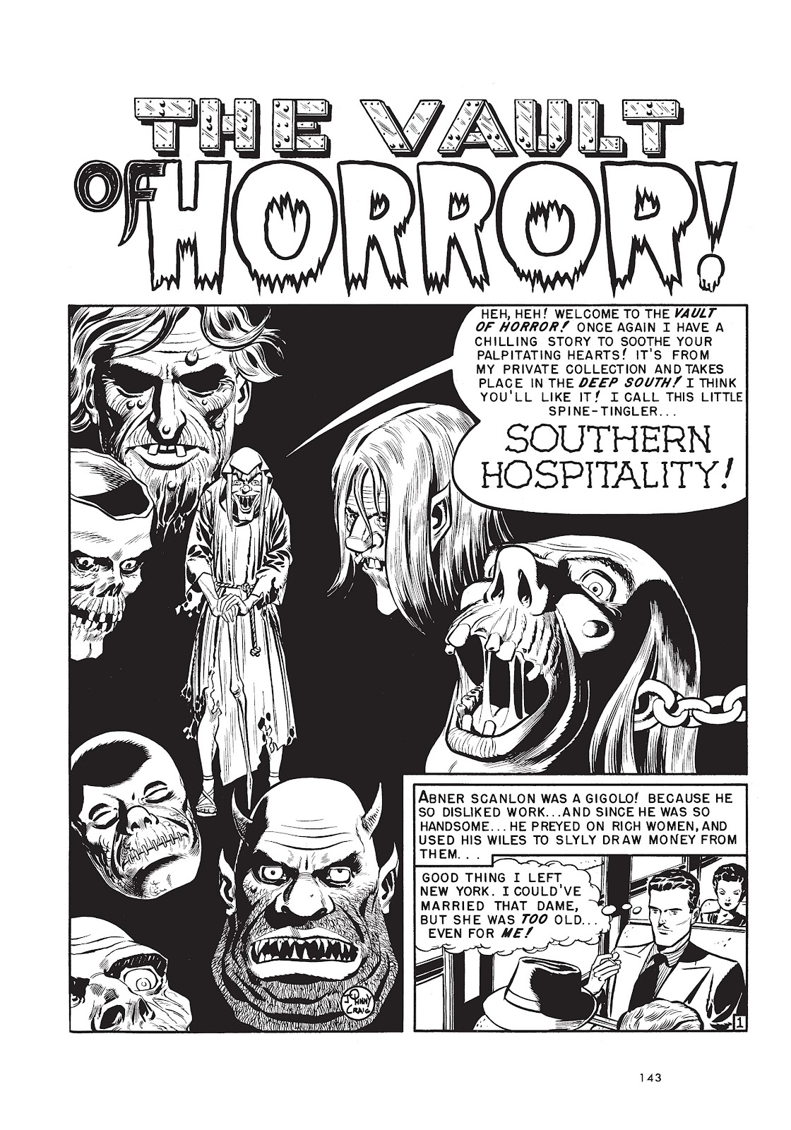 Read online Voodoo Vengeance and Other Stories comic -  Issue # TPB (Part 2) - 61
