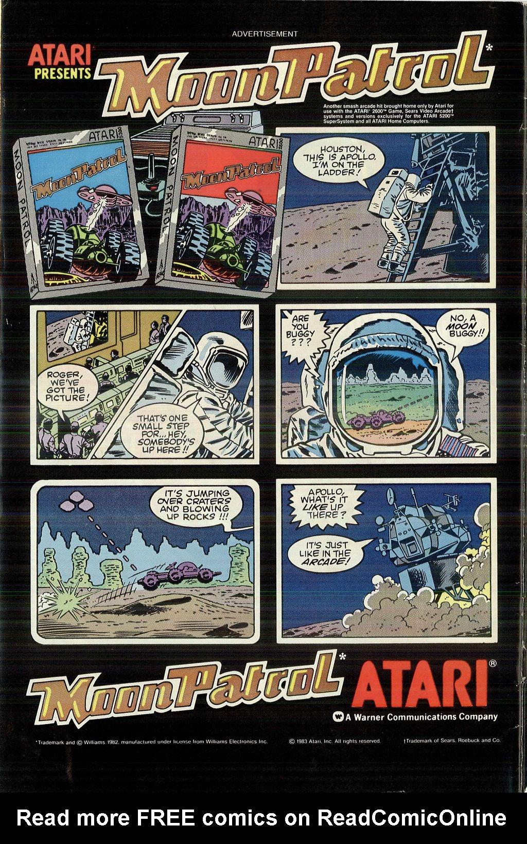 Read online U.S. 1 comic -  Issue #10 - 2