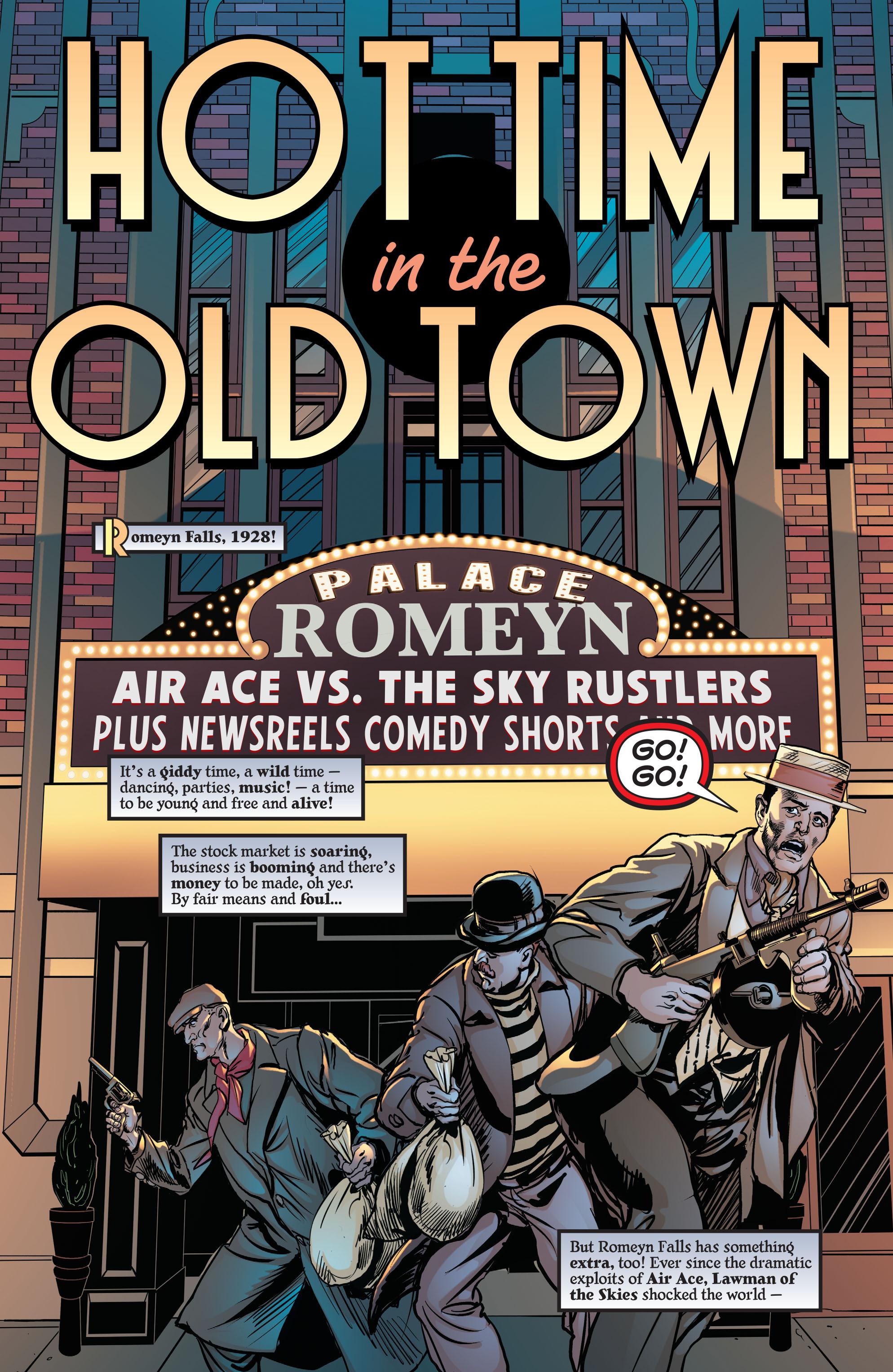 Read online Astro City comic -  Issue #38 - 2