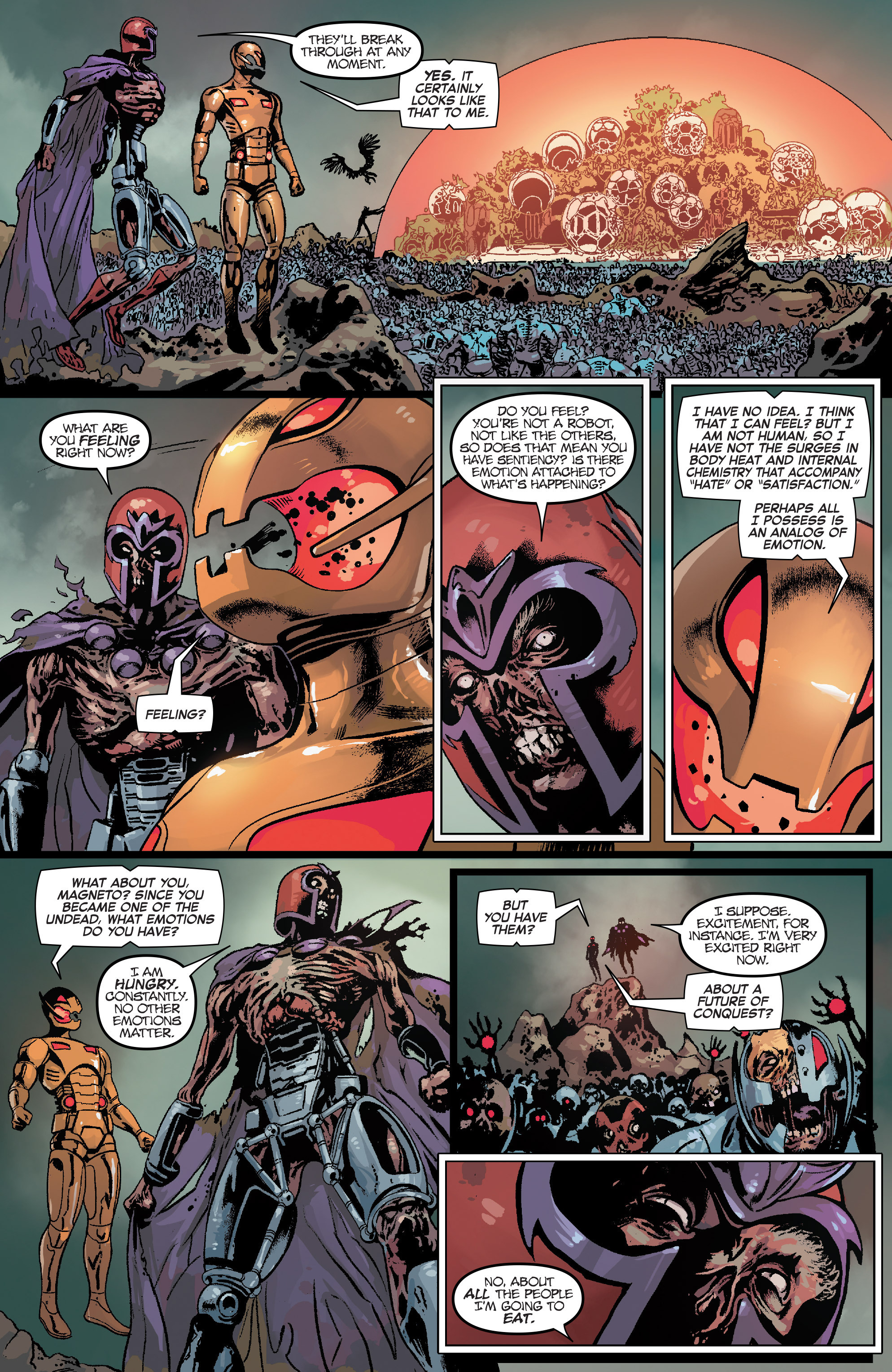 Read online Age of Ultron Vs. Marvel Zombies comic -  Issue #4 - 6