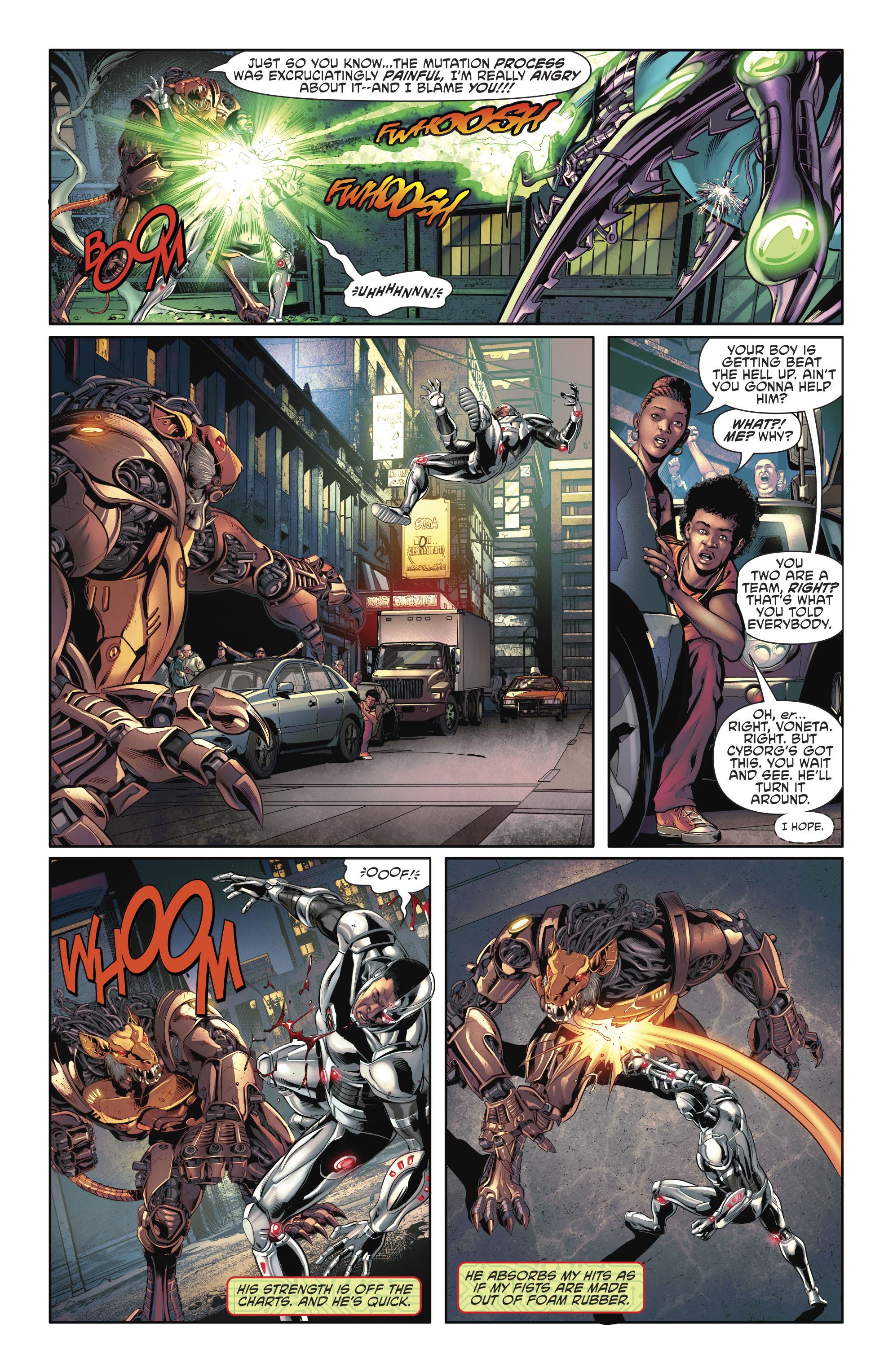 Read online Cyborg (2016) comic -  Issue #12 - 18