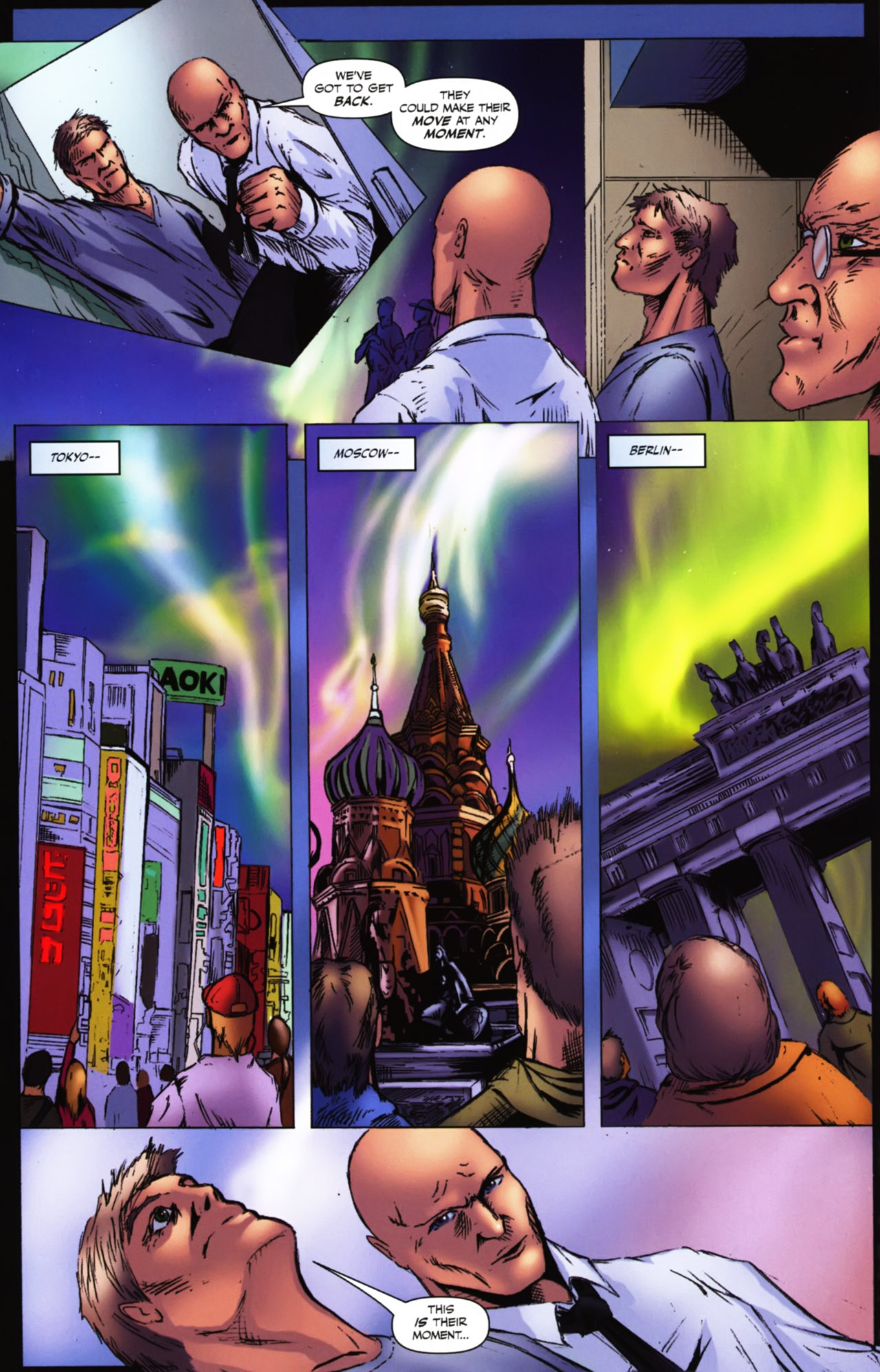 Read online Agon comic -  Issue #1 - 11