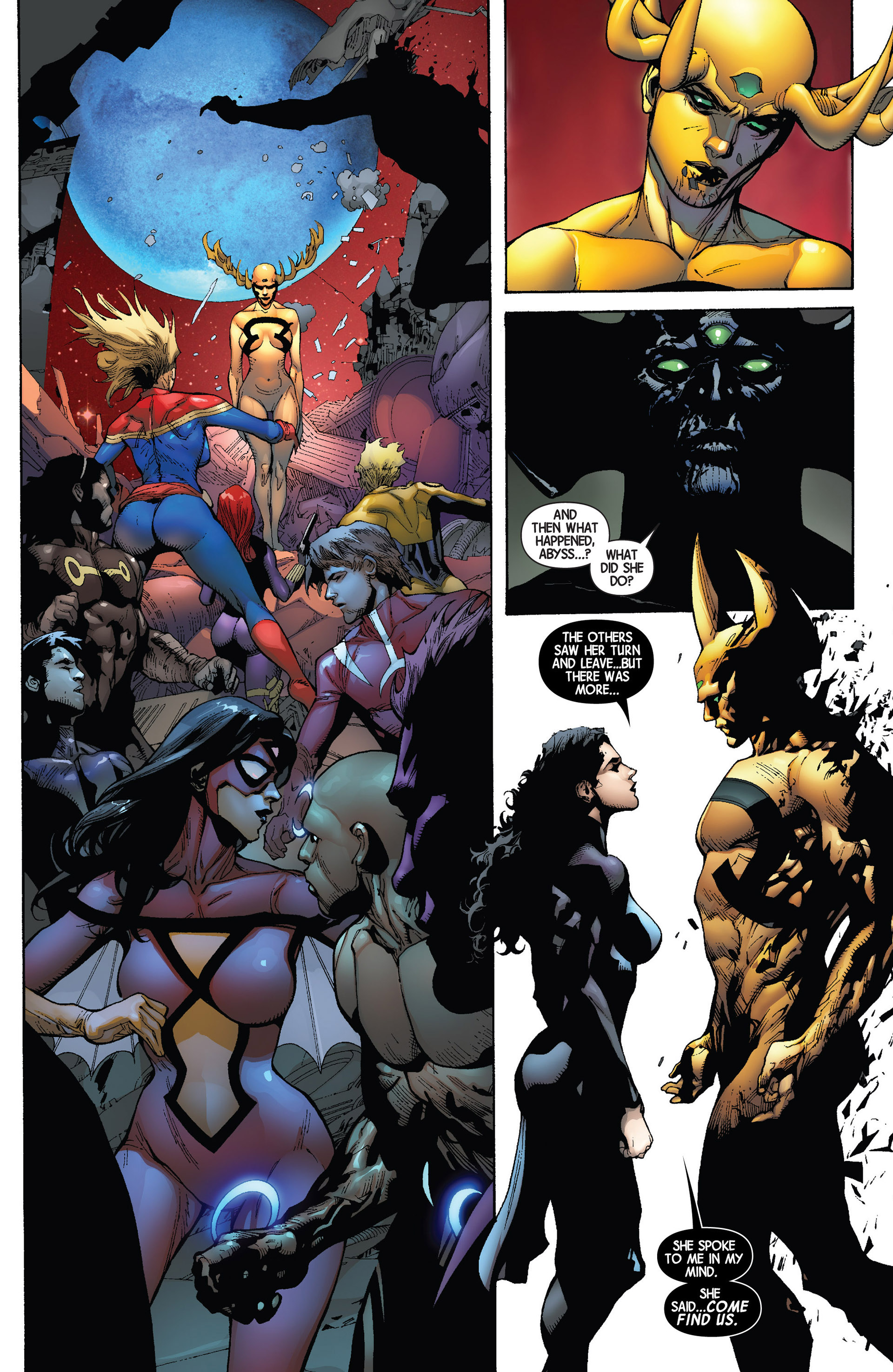Read online Avengers (2013) comic -  Issue #20 - 10