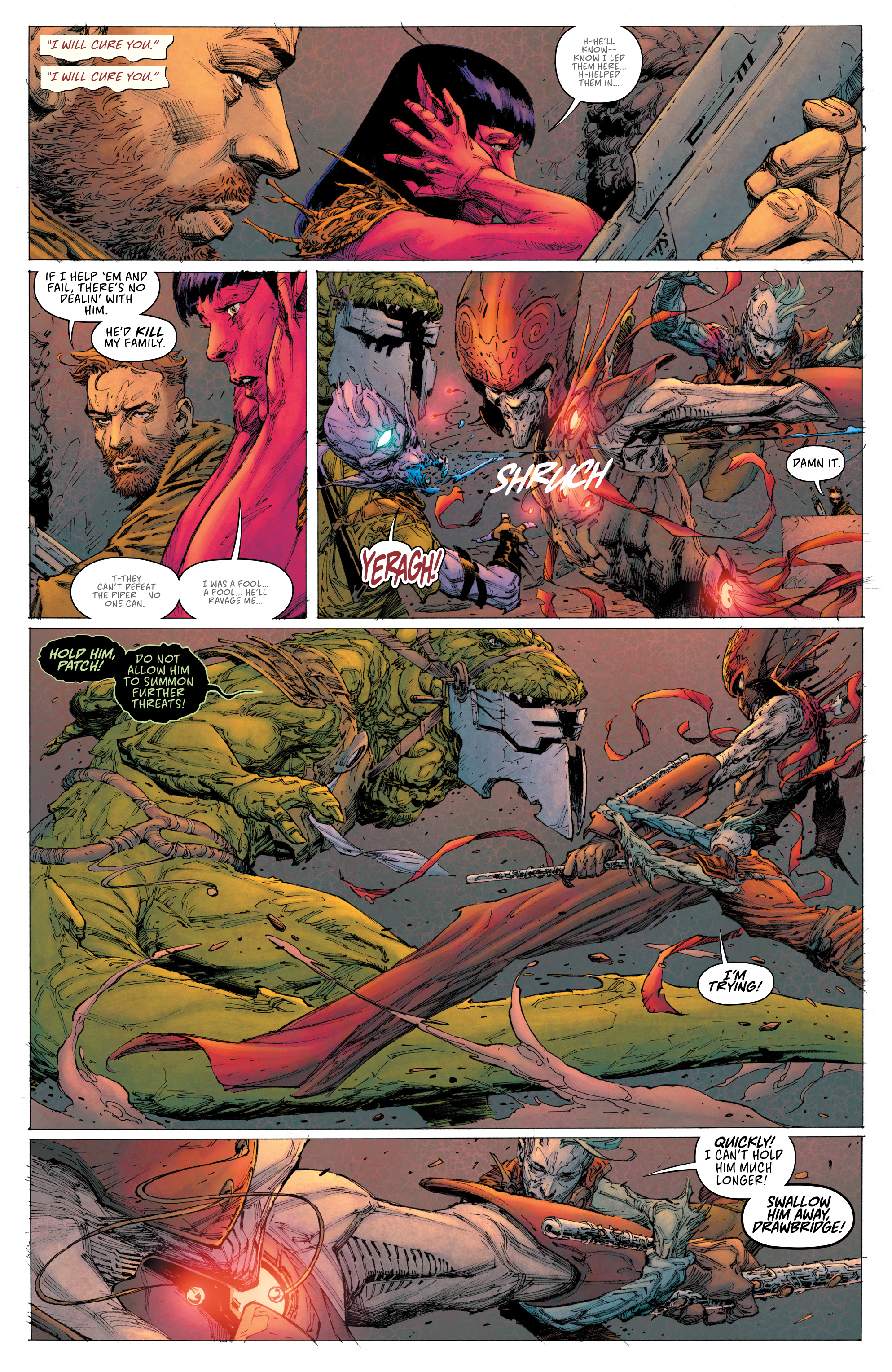 Read online Seven To Eternity comic -  Issue #3 - 12