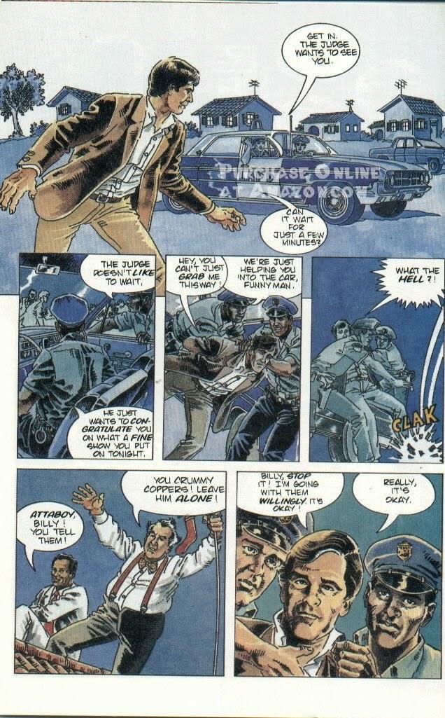 Read online Quantum Leap comic -  Issue #10 - 9