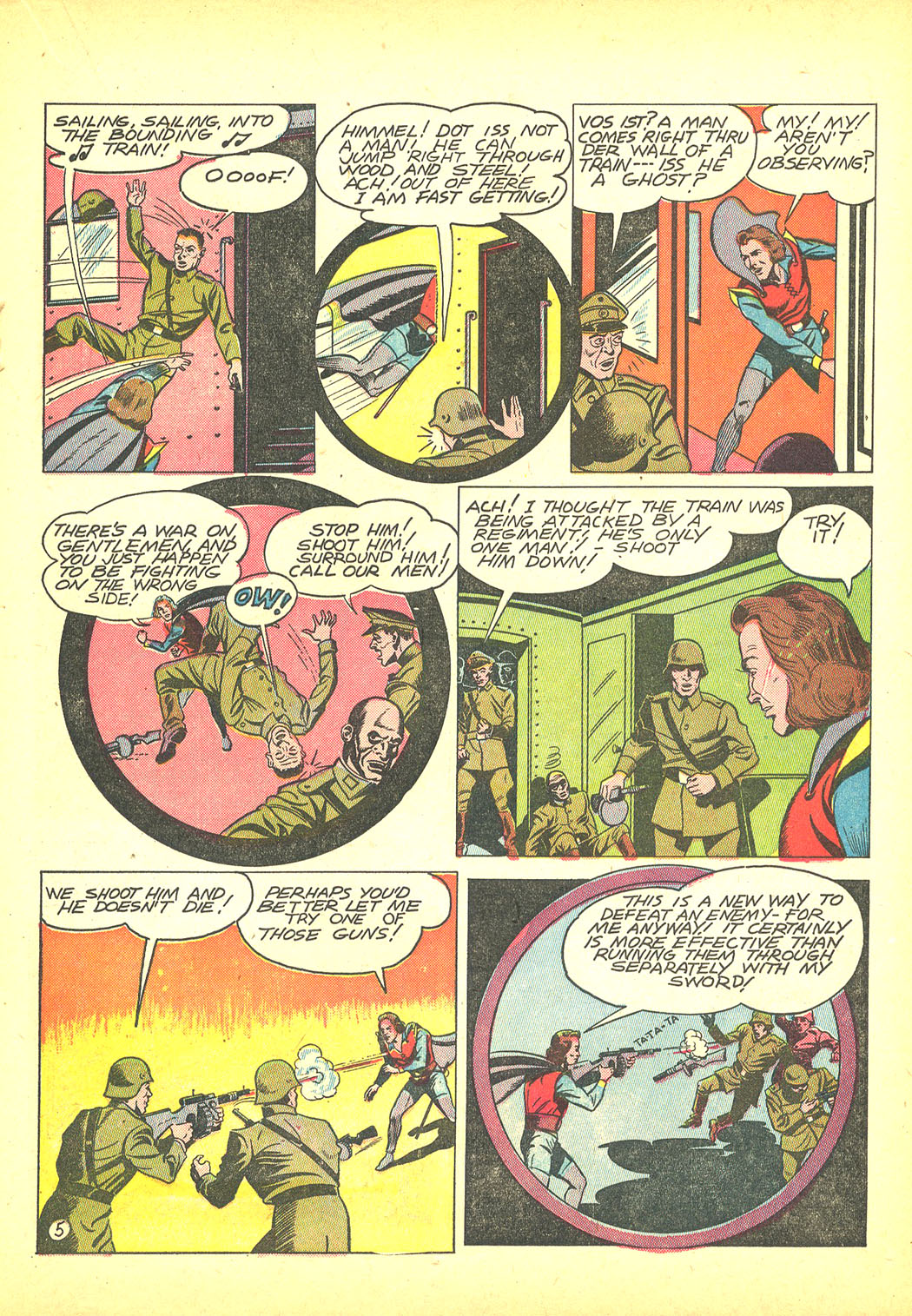 Read online Sensation (Mystery) Comics comic -  Issue #4 - 37