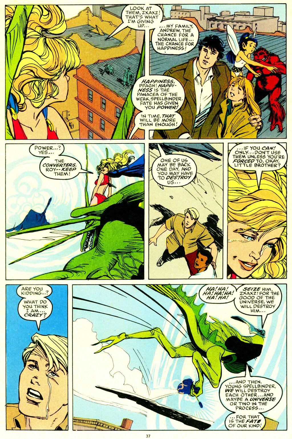 Read online Spellbound comic -  Issue #6 - 38
