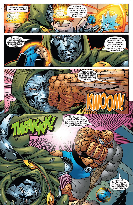 Read online Fantastic Five (2007) comic -  Issue #3 - 8