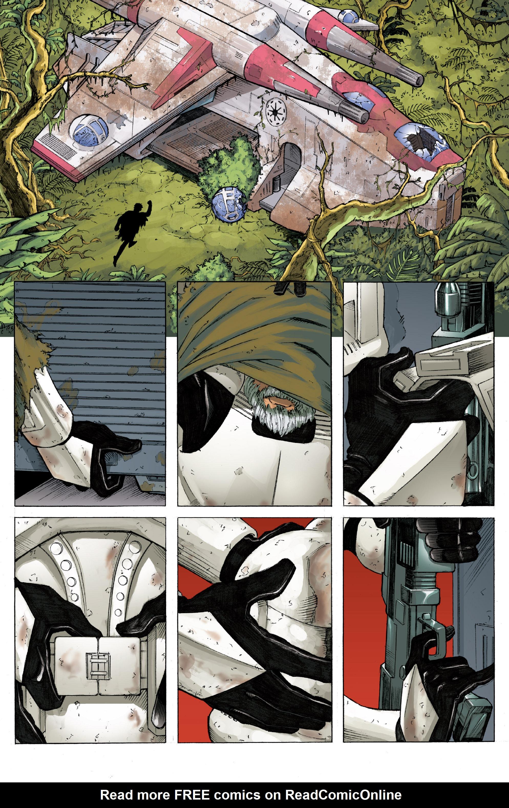 Read online Star Wars Omnibus comic -  Issue # Vol. 20 - 19