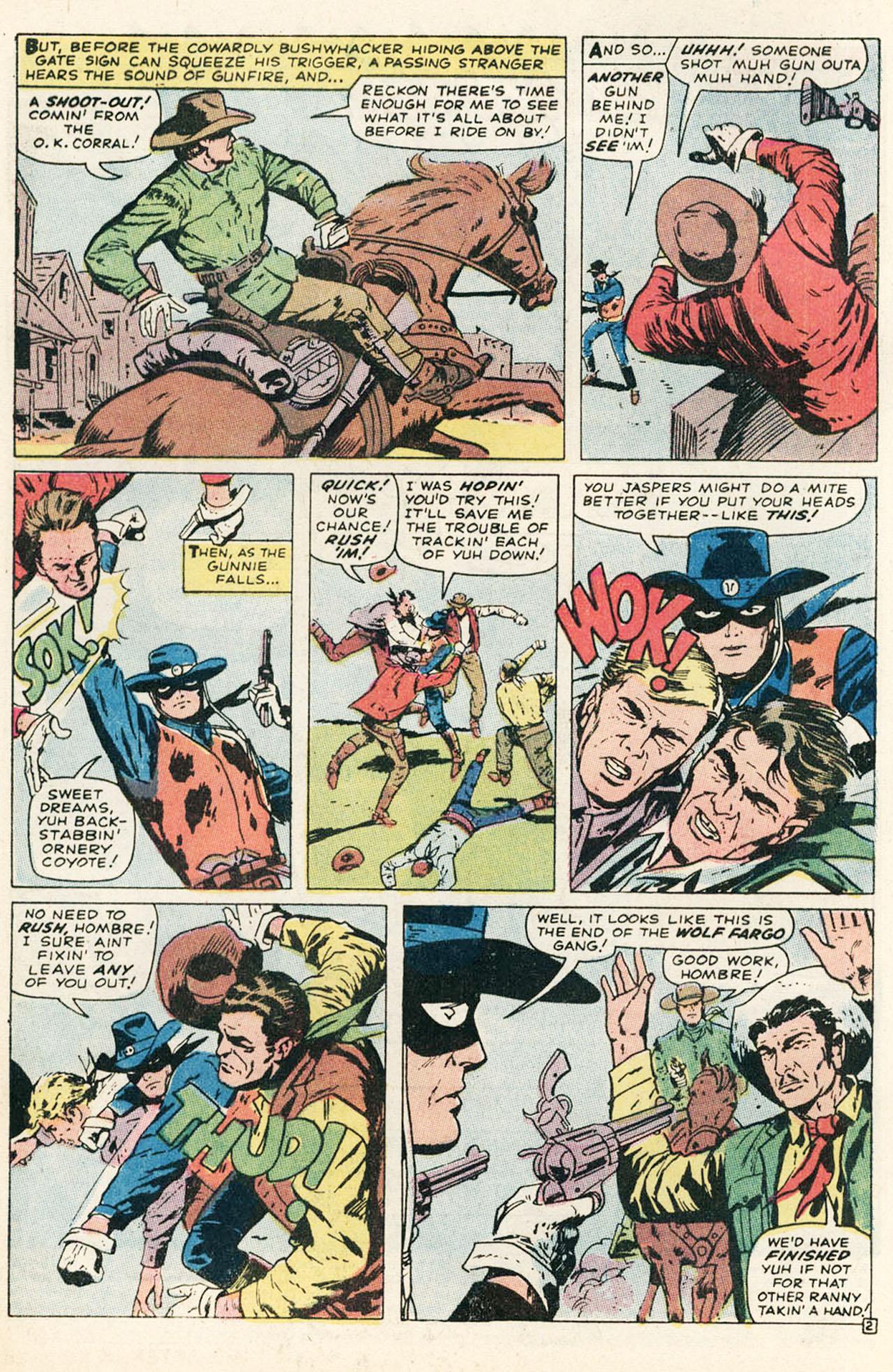 Read online Two-Gun Kid comic -  Issue #95 - 4