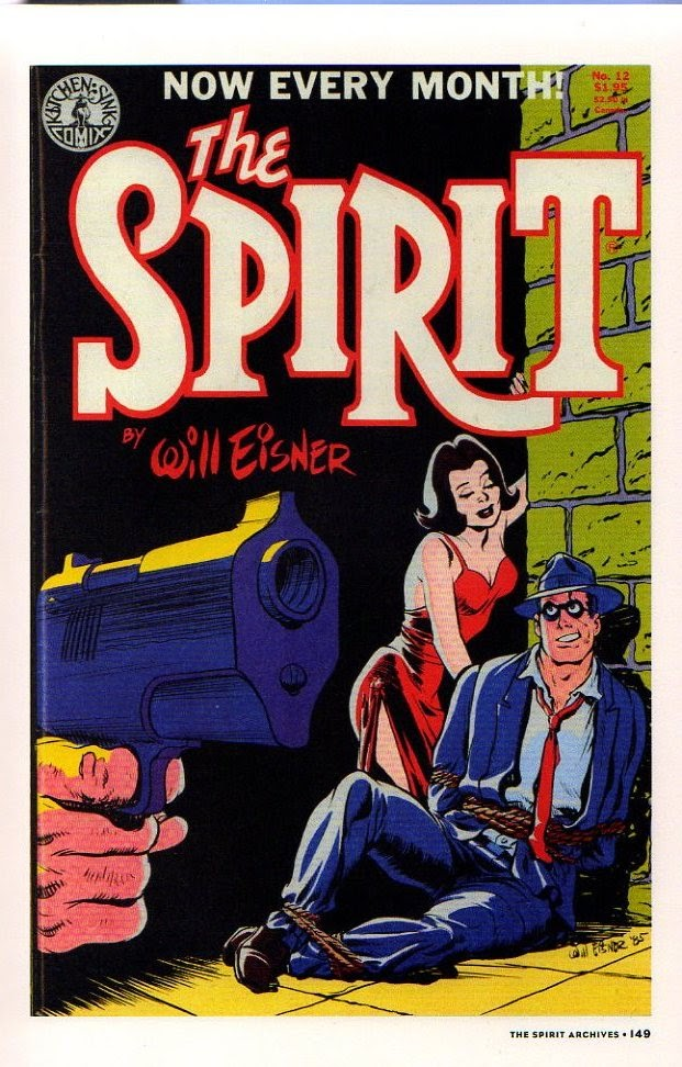 Read online Will Eisner's The Spirit Archives comic -  Issue # TPB 26 (Part 2) - 56