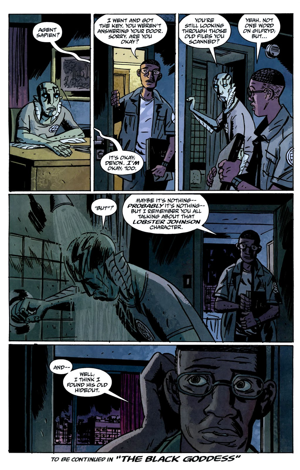 B.P.R.D.: The Warning issue 5 - Page 23