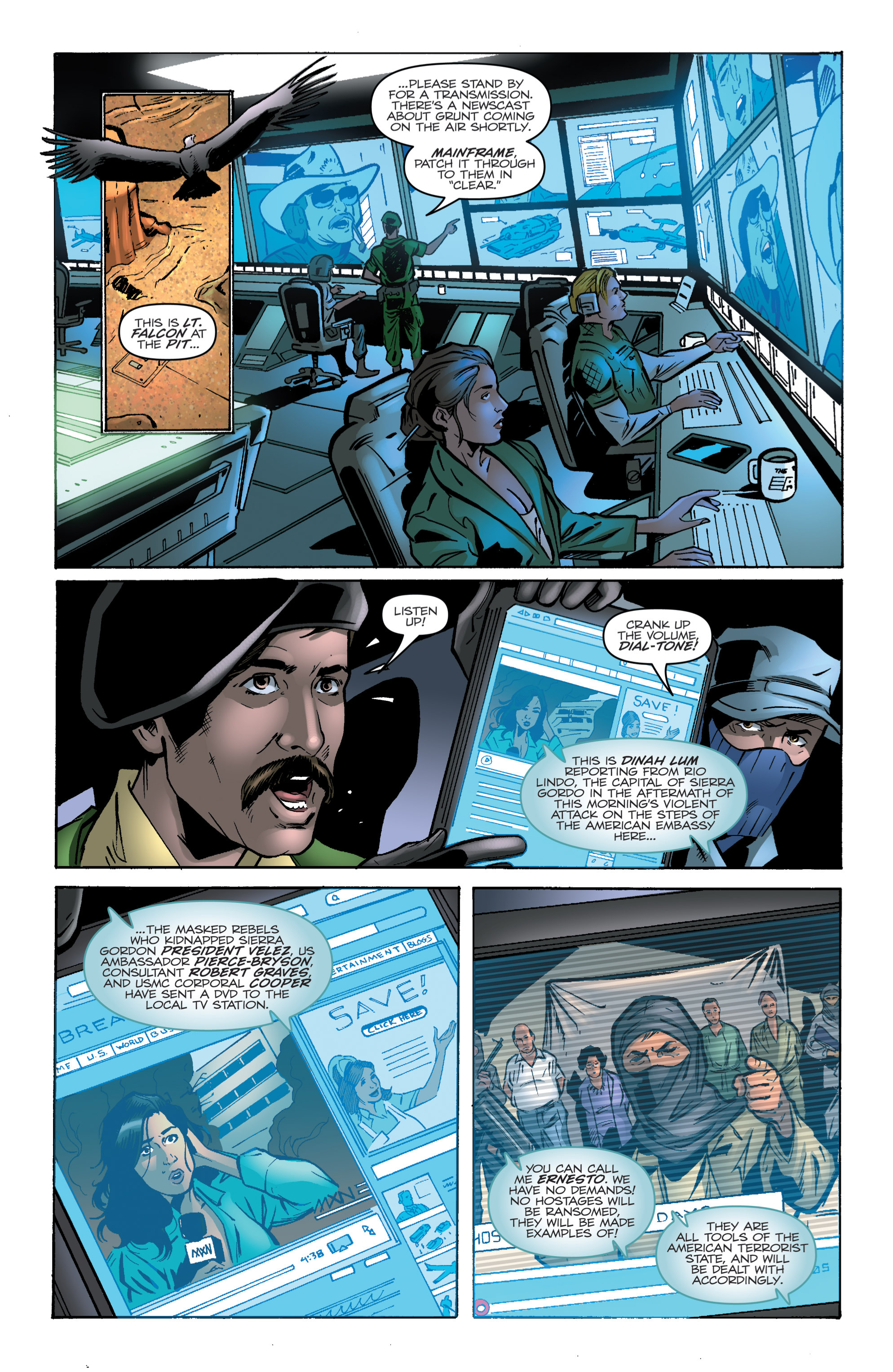 G.I. Joe: A Real American Hero 194 Page 5