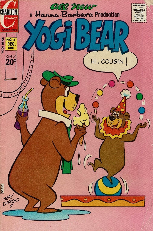 Yogi Bear (1970) 15 Page 1