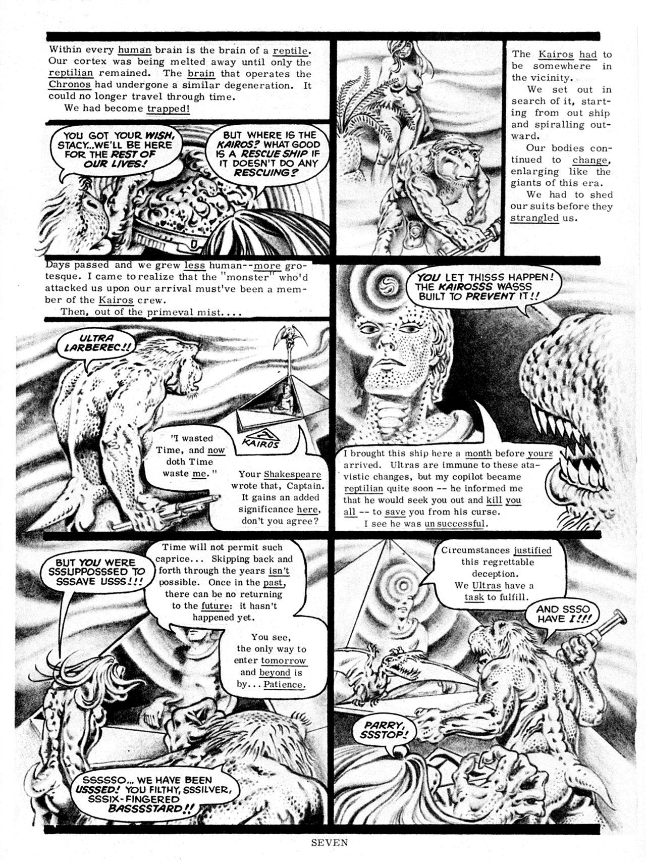 Read online Star*Reach comic -  Issue #13 - 32