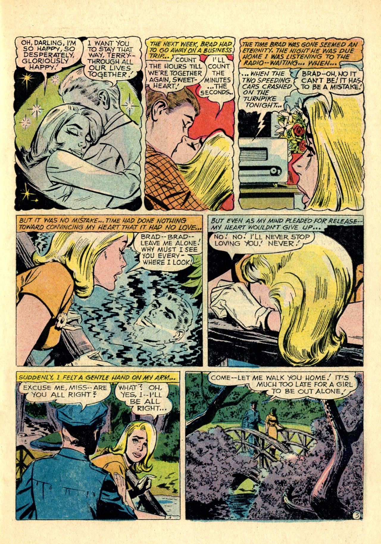 Read online Secret Hearts comic -  Issue #118 - 11